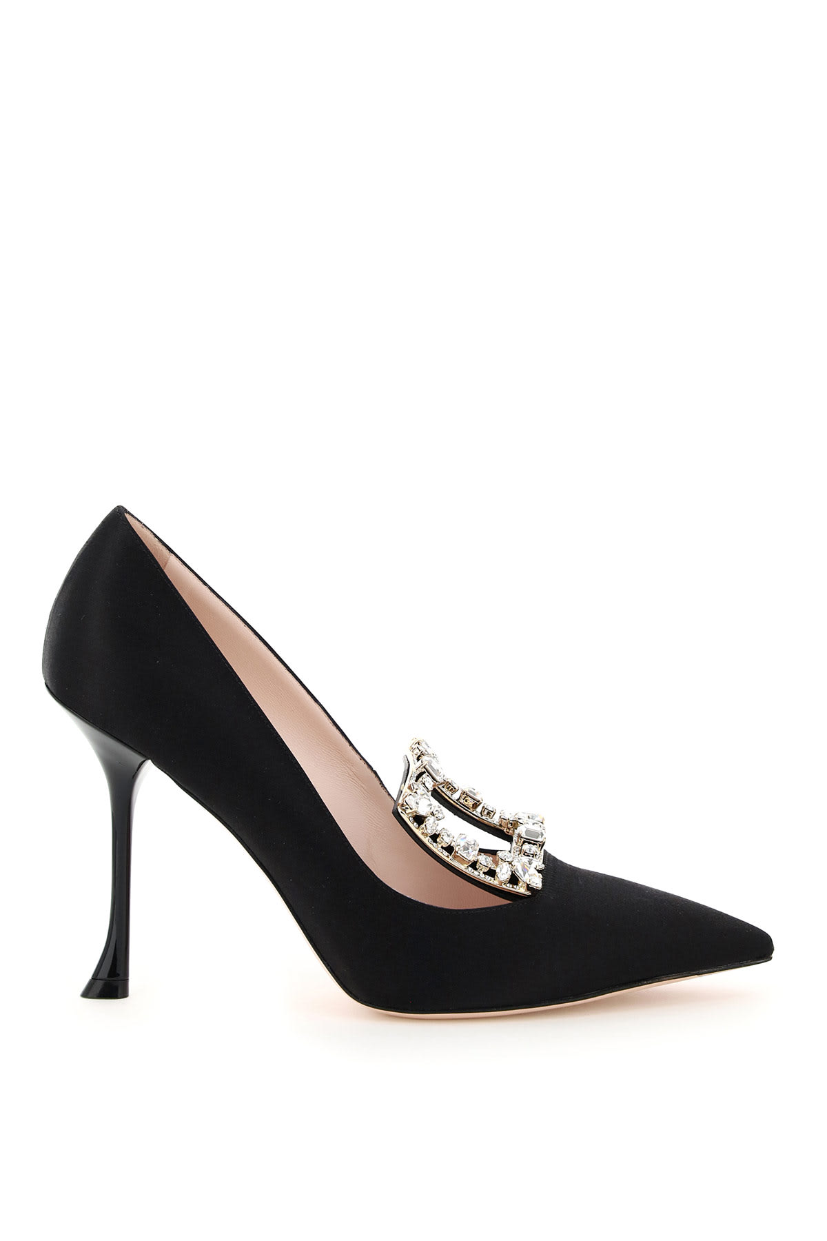 Roger Vivier RV BROOCH 100 PUMP