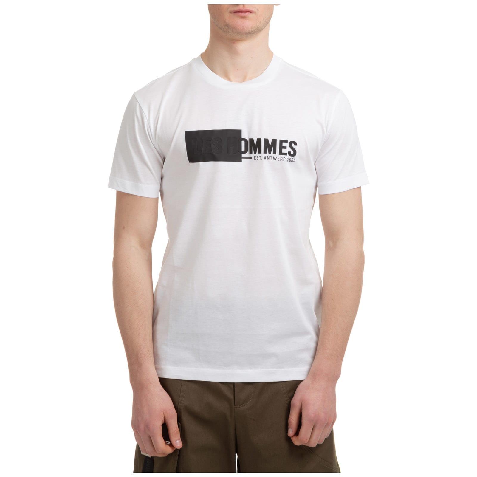 Les Hommes Cottons H365 T-SHIRT