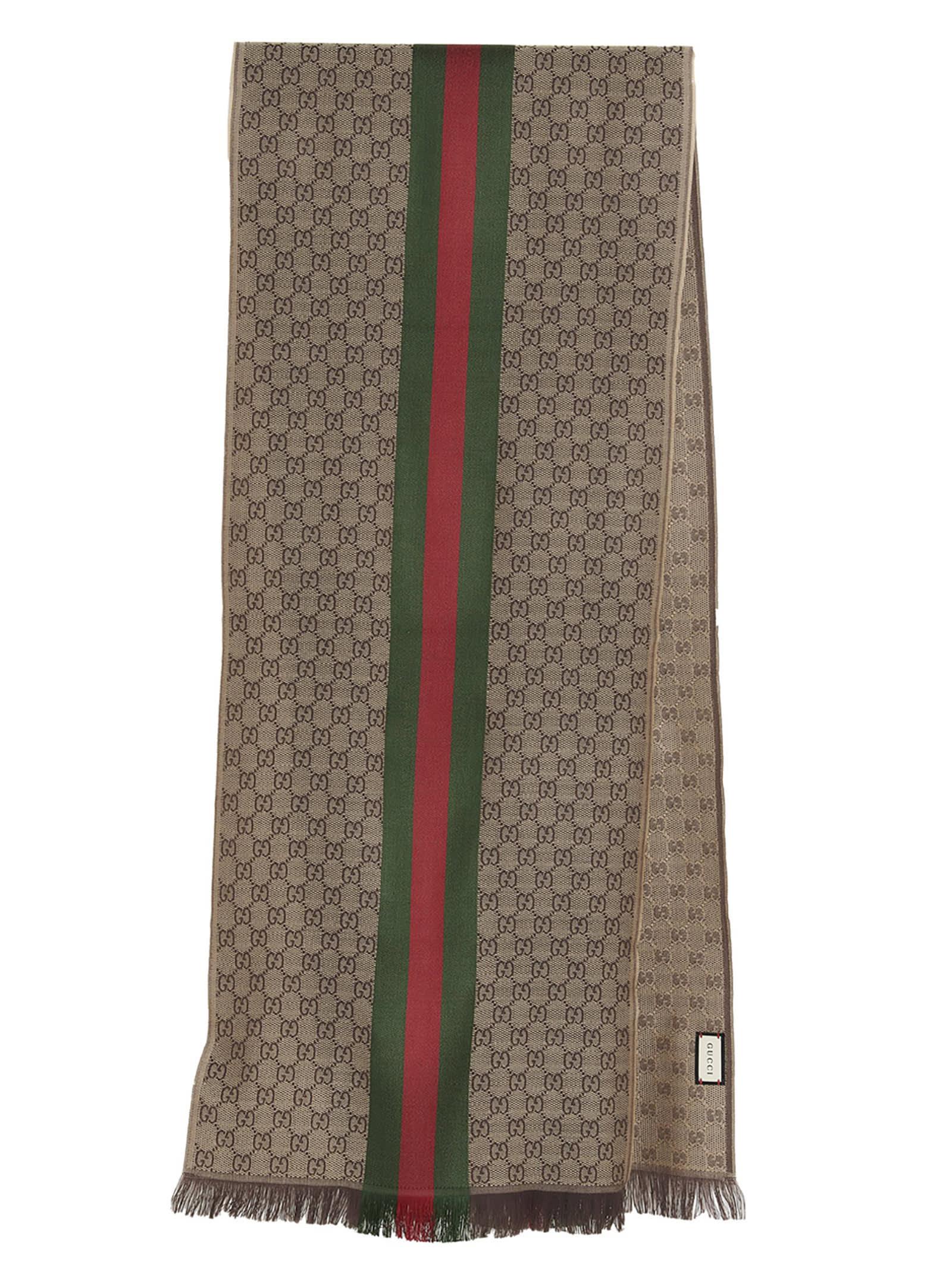 Gucci Scarves GG SUPREME SCARF