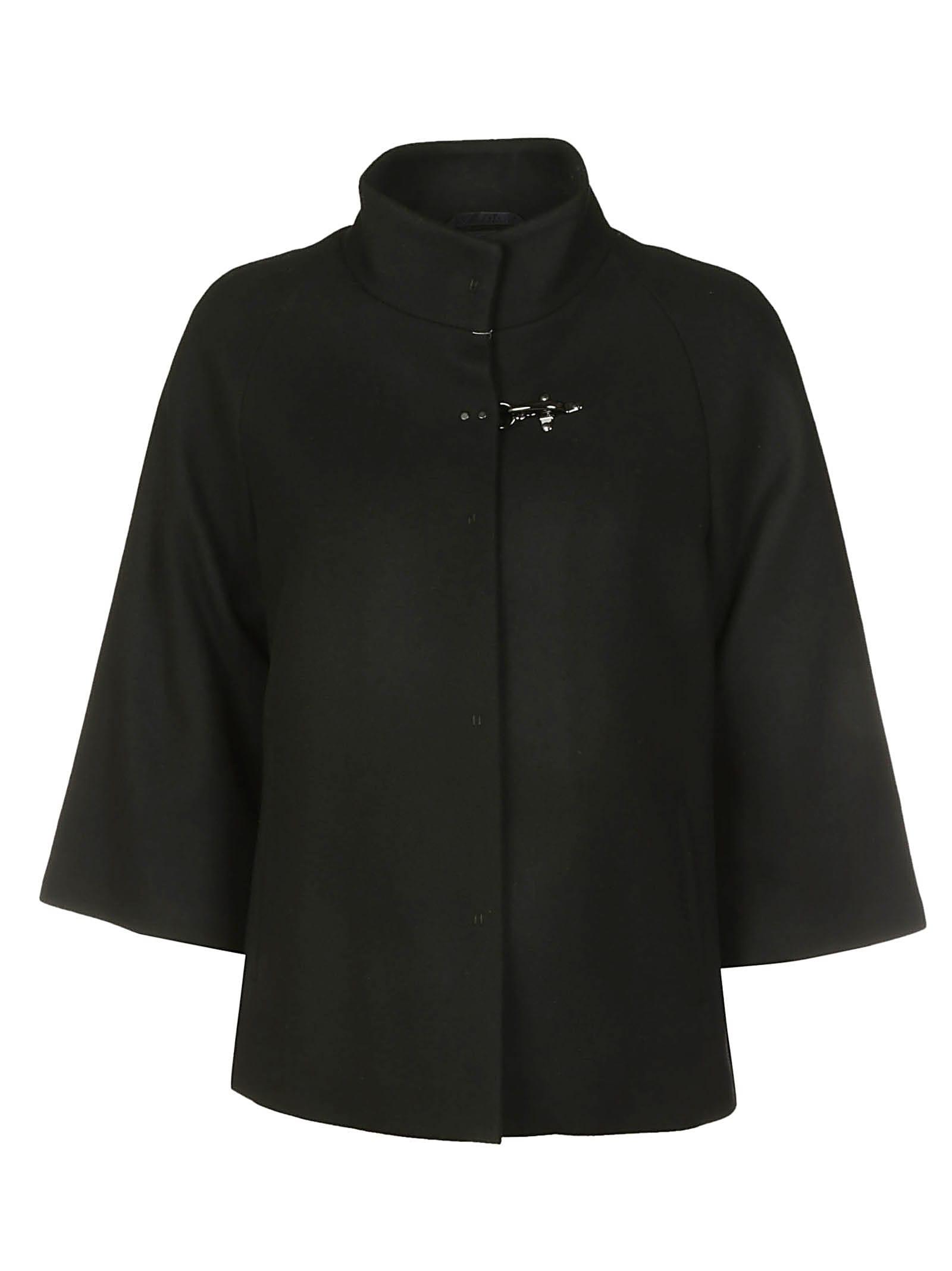 Fay High Neck Jacket