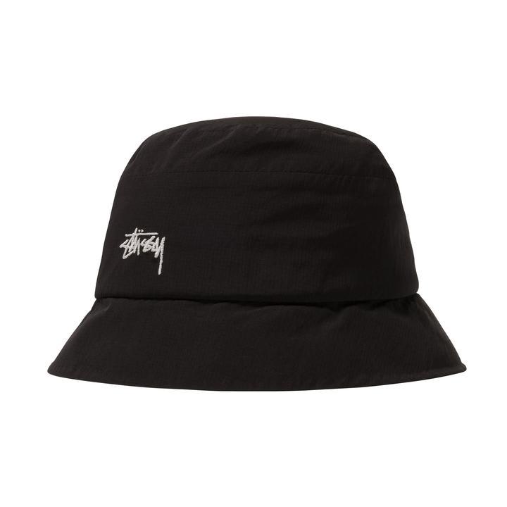Stussy OUTDOOR PANE BUCKET HAT
