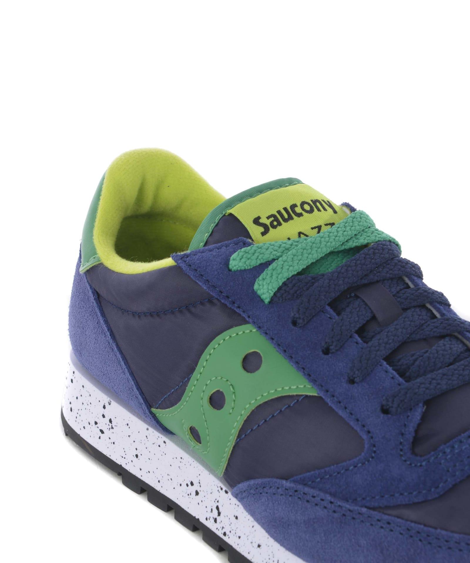 Saucony Jazz Originals Sneakers Bluverde 10760519 | italist