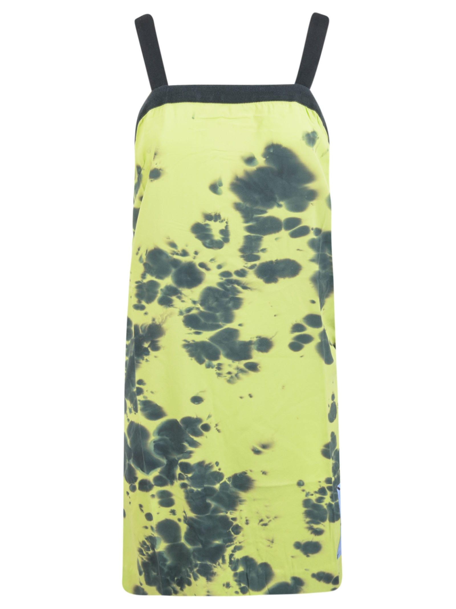 Sleeveless Y-back Strap Dress