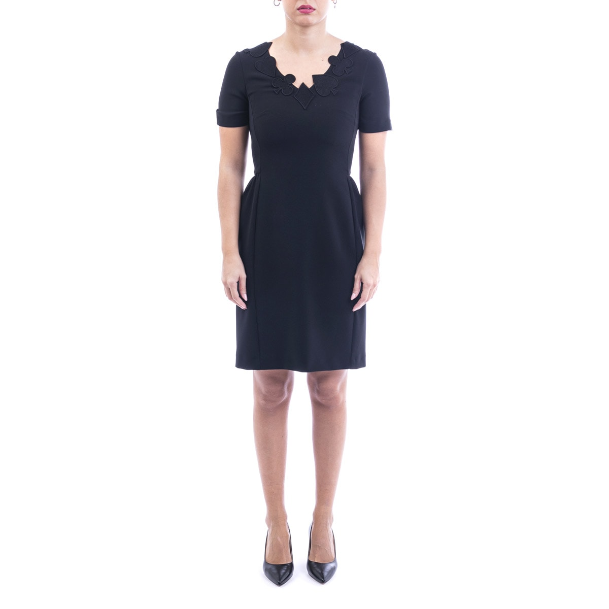 Buy Boutique Moschino Mini Dress online, shop Boutique Moschino with free shipping