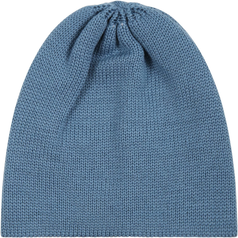 Light-blue Hat For Baby Boy