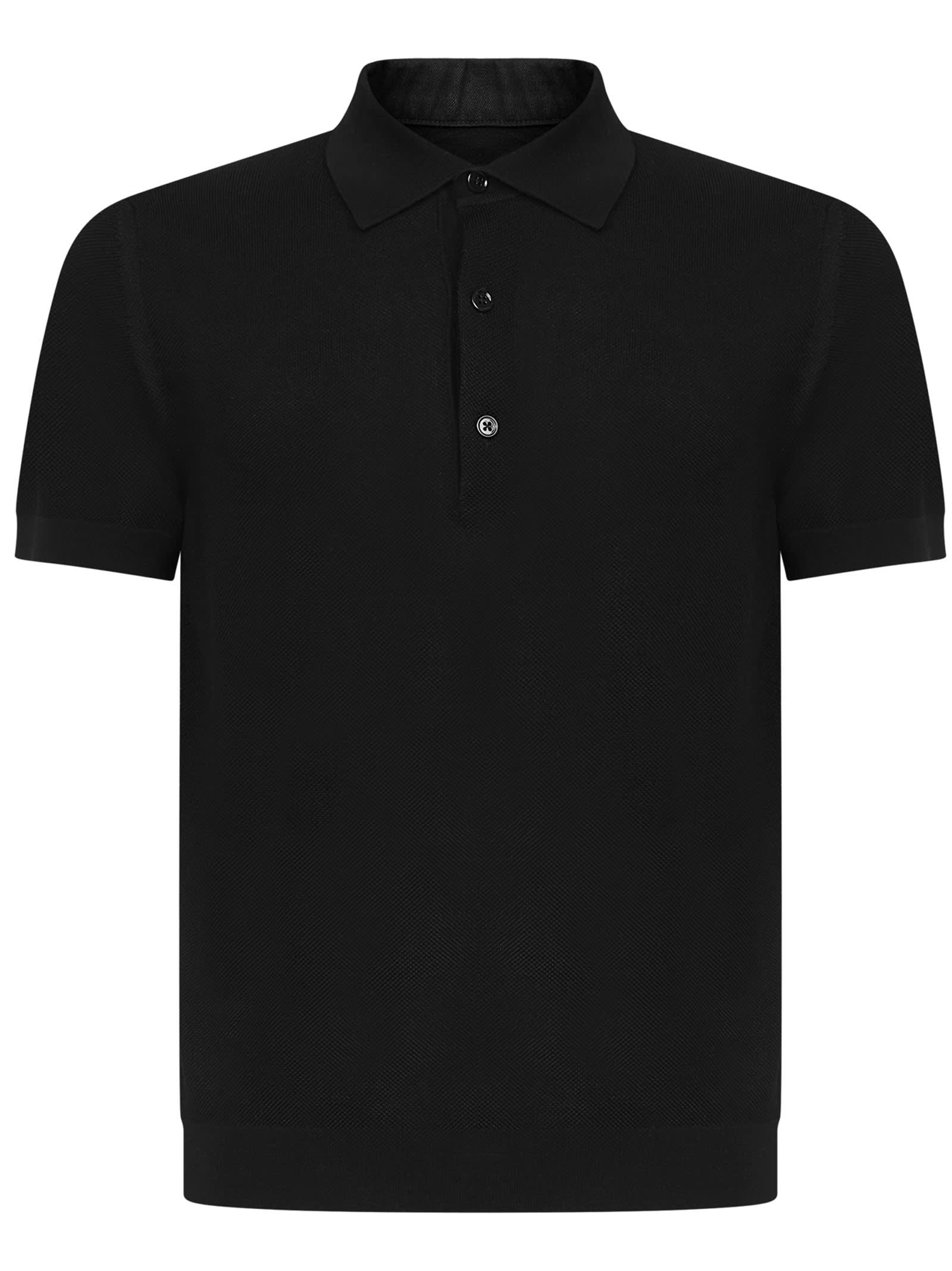 Tom Ford Cottons POLO SHIRT