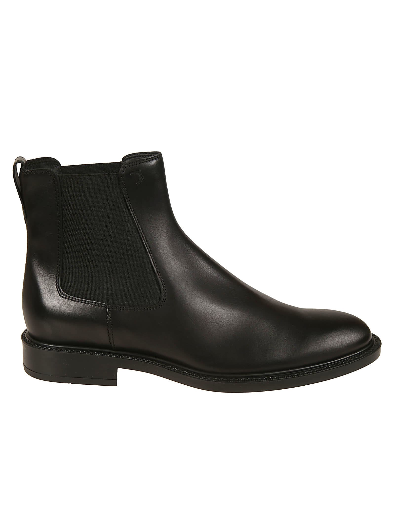 Tods Elasticated Side Ankle Boots