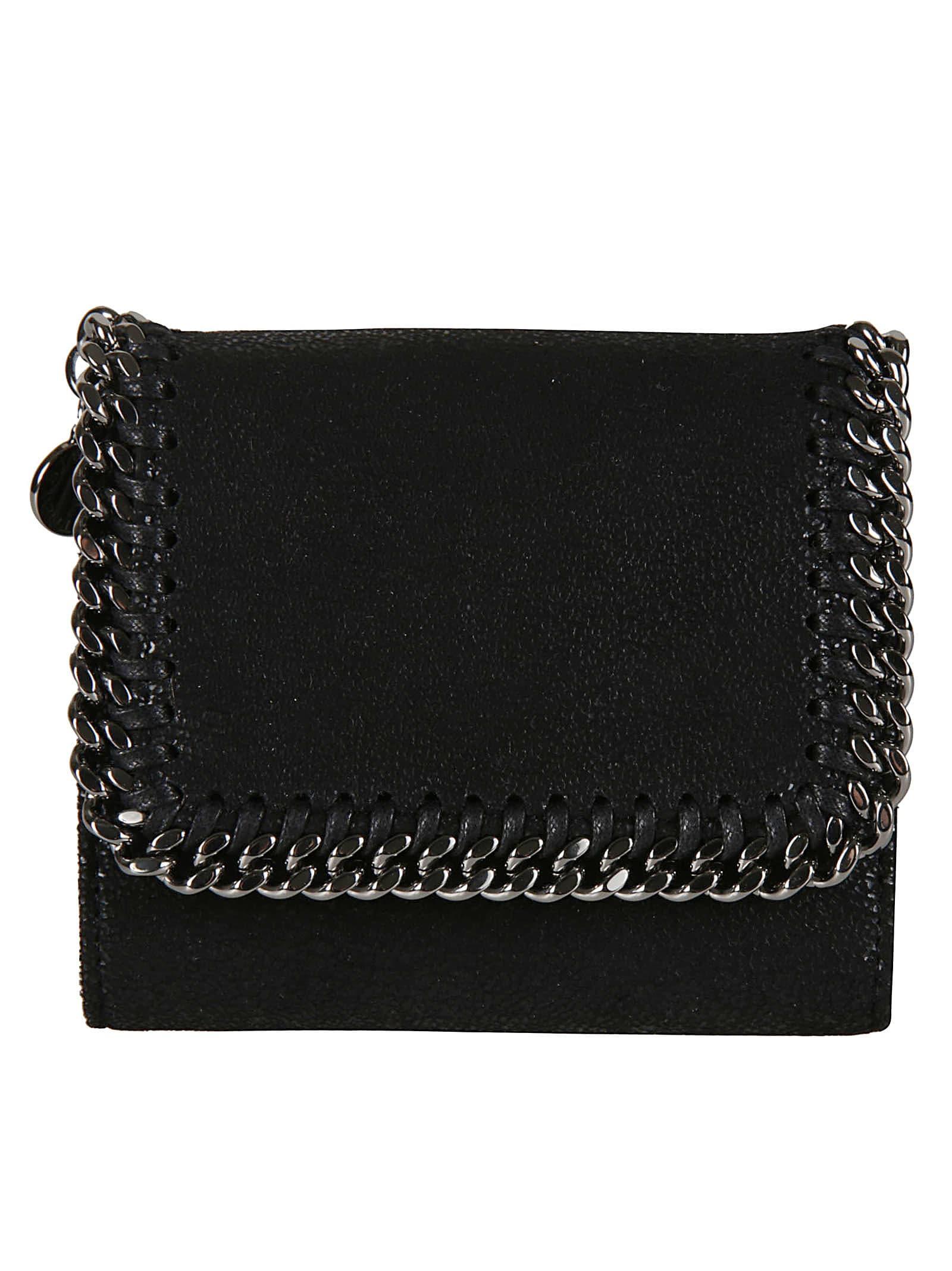 Stella McCartney Small Flap Binded Wallet