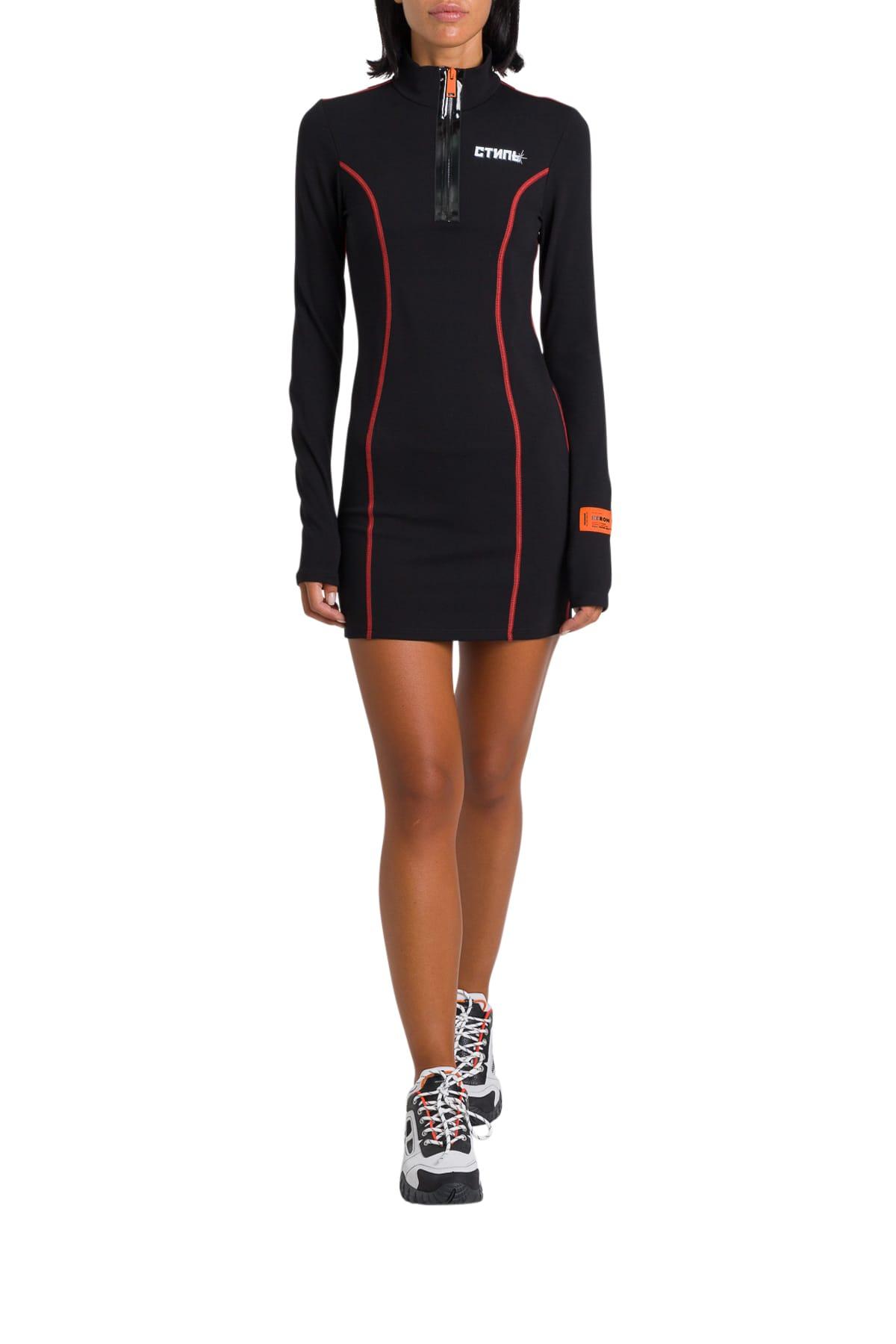 HERON PRESTON Ctnmb Active Short Dress