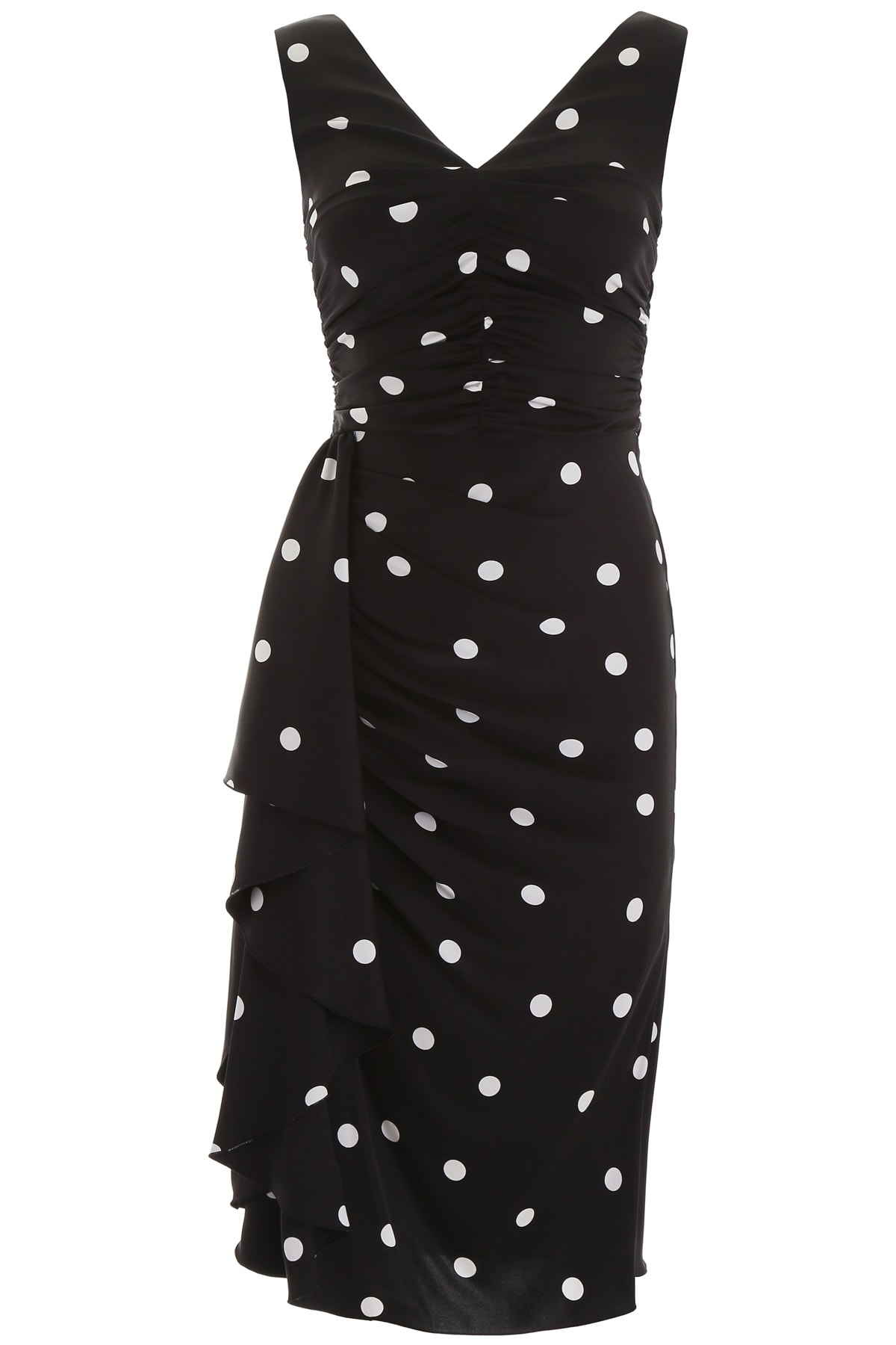 Dolce & Gabbana Polka Dots Dress