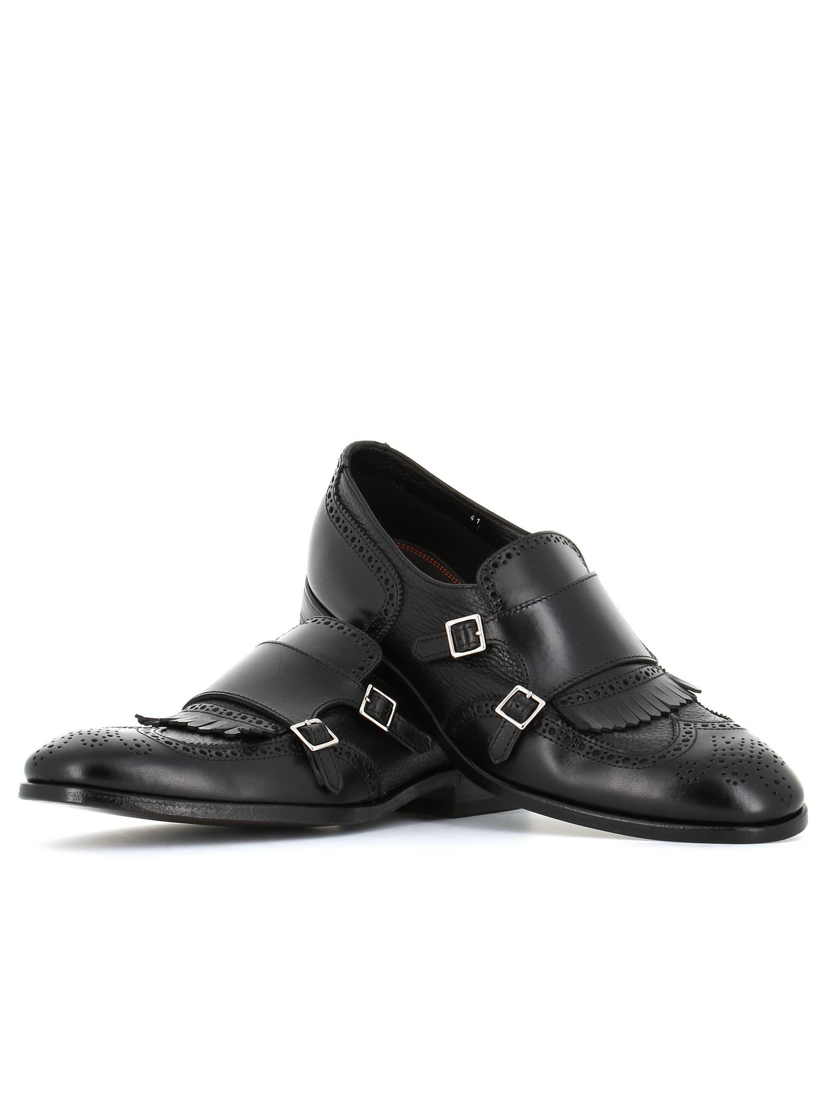 Henderson Baracco Henderson Baracco Monk Shoes 67426.8
