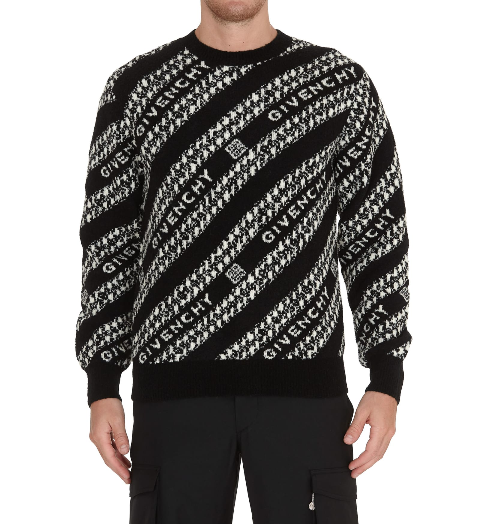 Givenchy Wools LOGO SWEATER