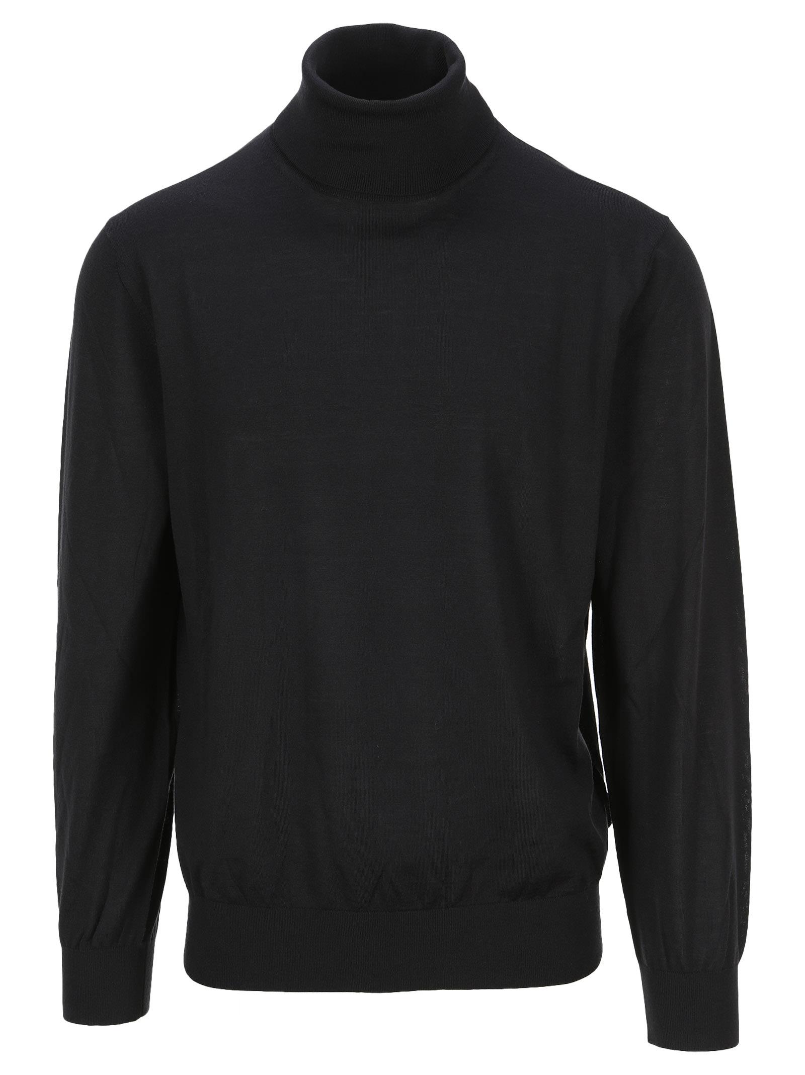 Z-zegna Classic Roll-neck Sweater