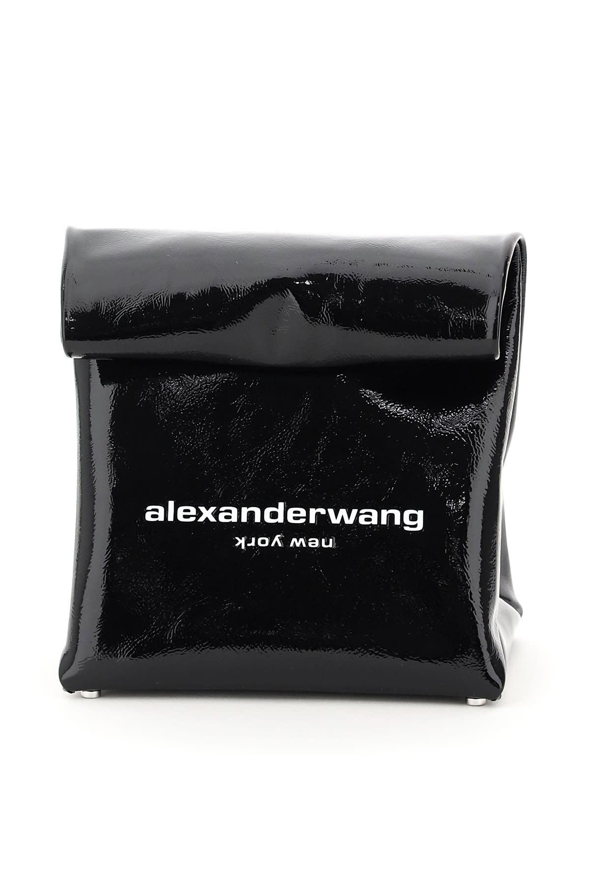 Alexander Wang LUNCH BAG CLUTCH