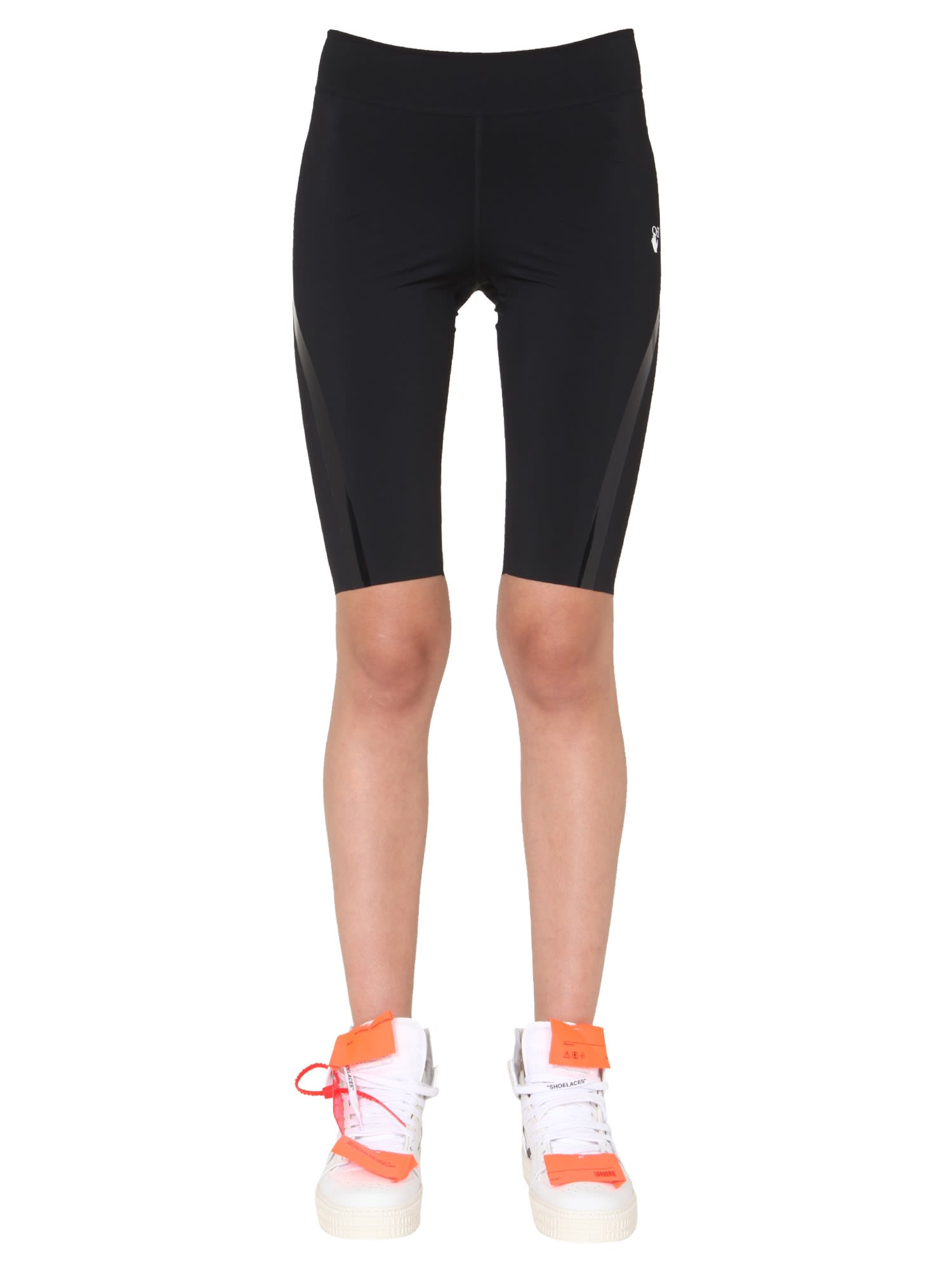 Off-White ATHLEISURE CYCLING SHORTS