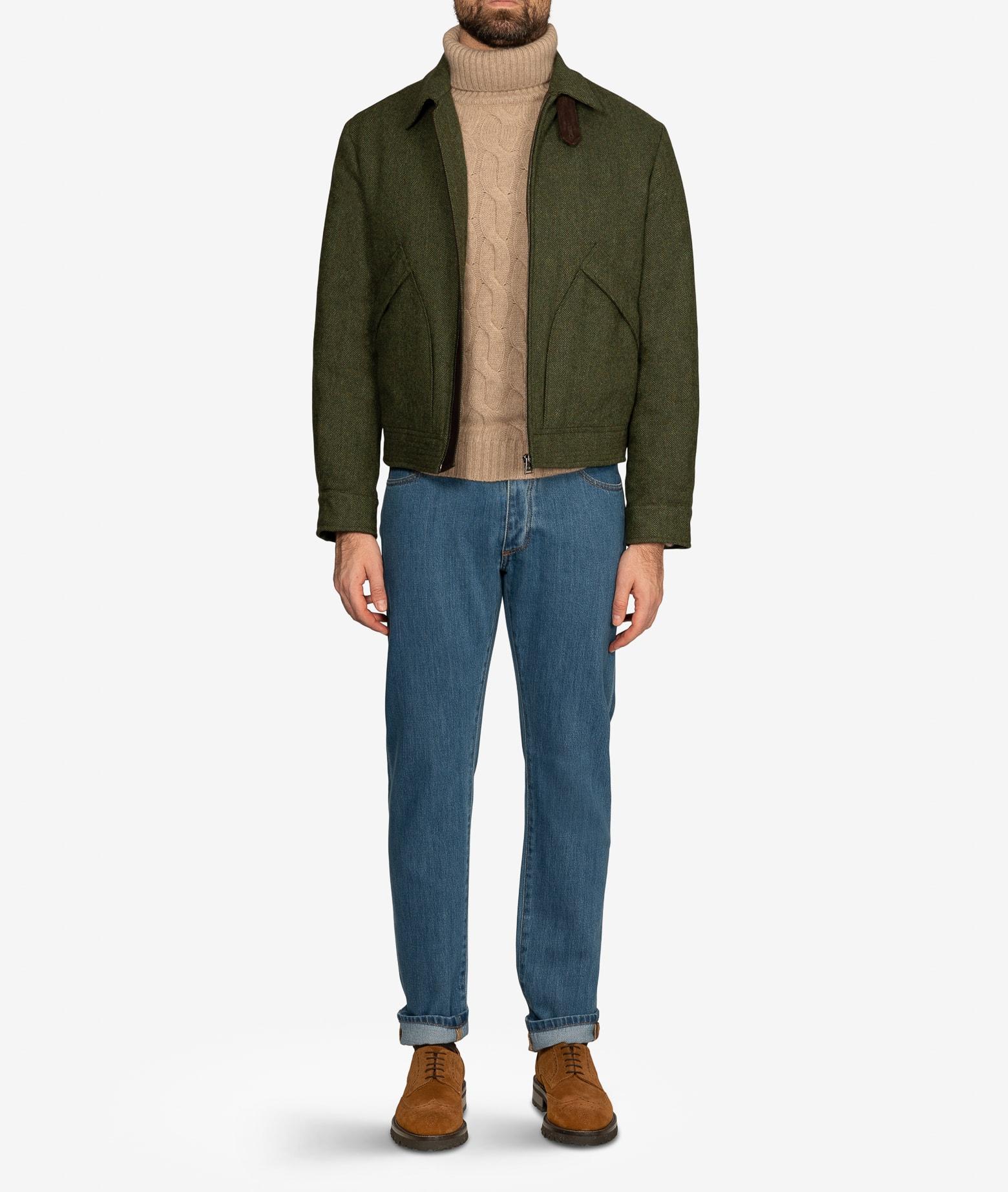 Casual Jacket oblique