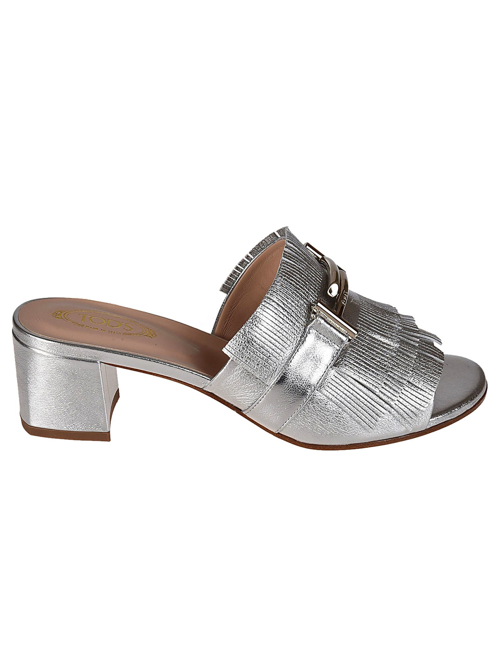 Buy Tods Sandals online, shop Tods shoes with free shipping