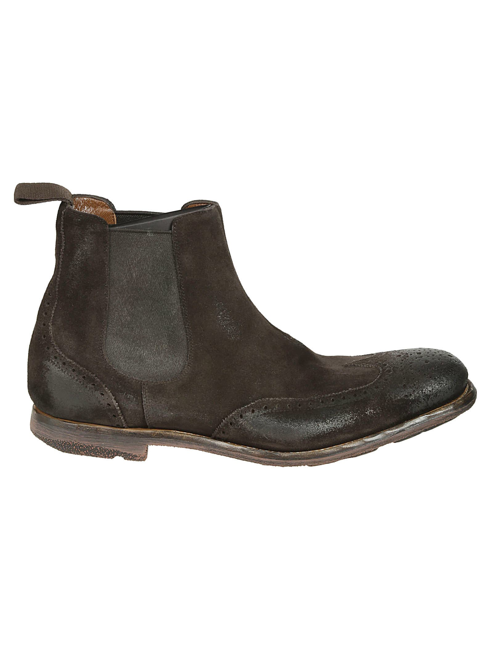 Churchs Ketsby 1930 Ankle Boots