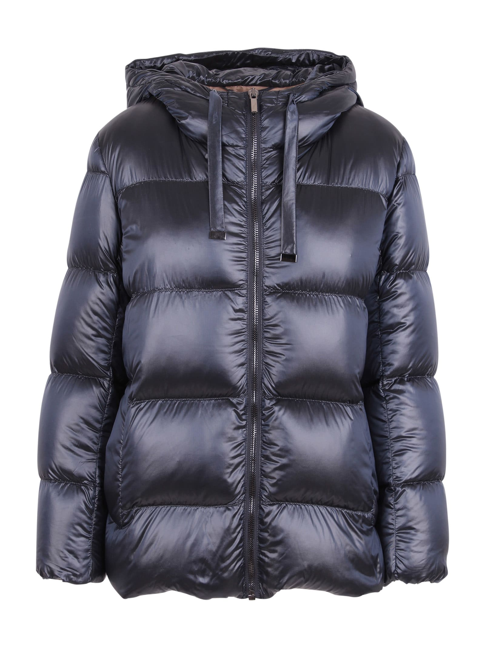 spacey Technical Fabric Down Jacket