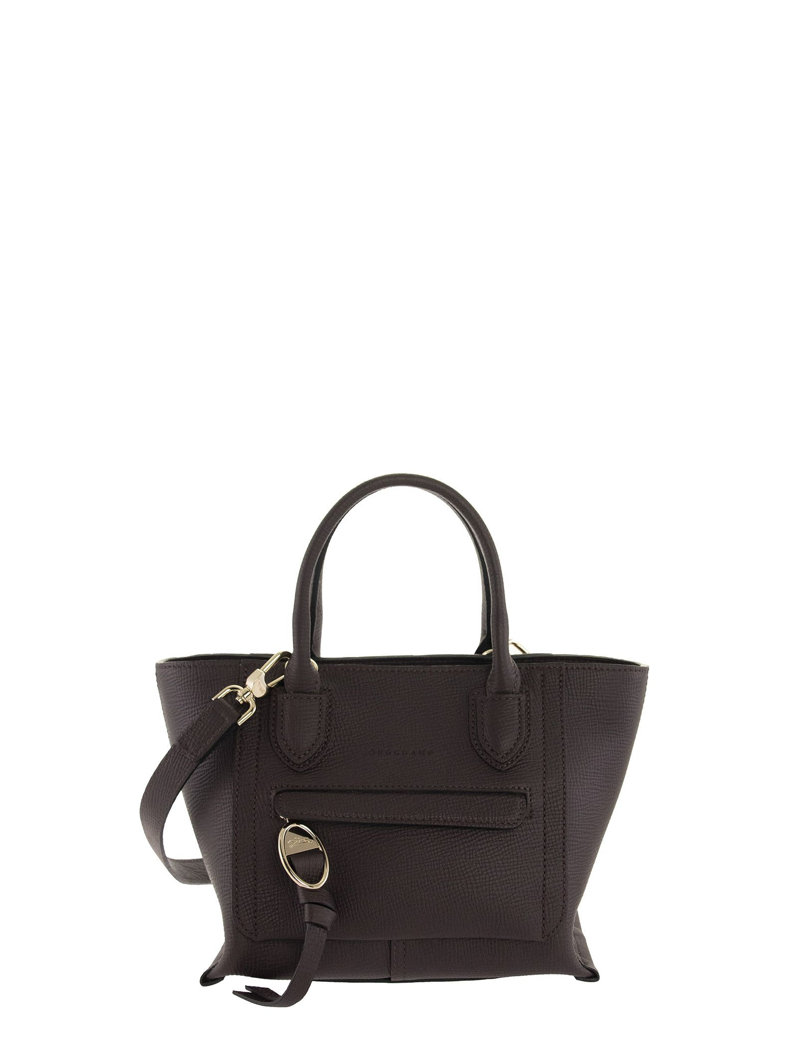 Longchamp MAILBOX BAG WITH HANDLE S