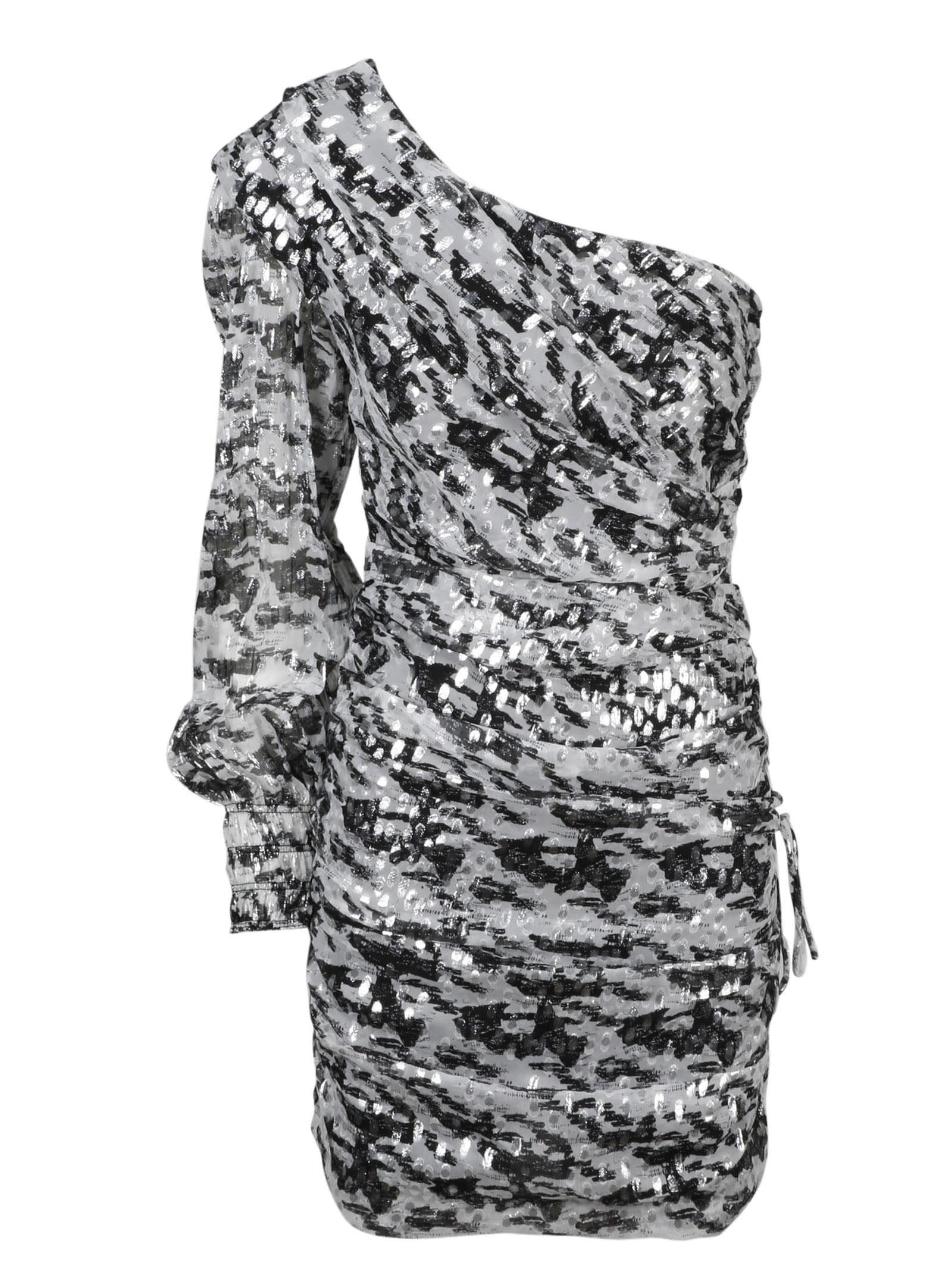 Buy IRO Kallar Metallic Dress online, shop IRO with free shipping
