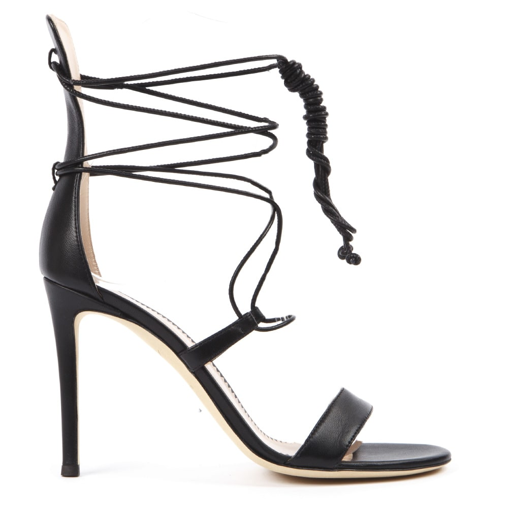 Giuseppe Zanotti Sandals Giuseppe Zanotti Black Leather Sandals