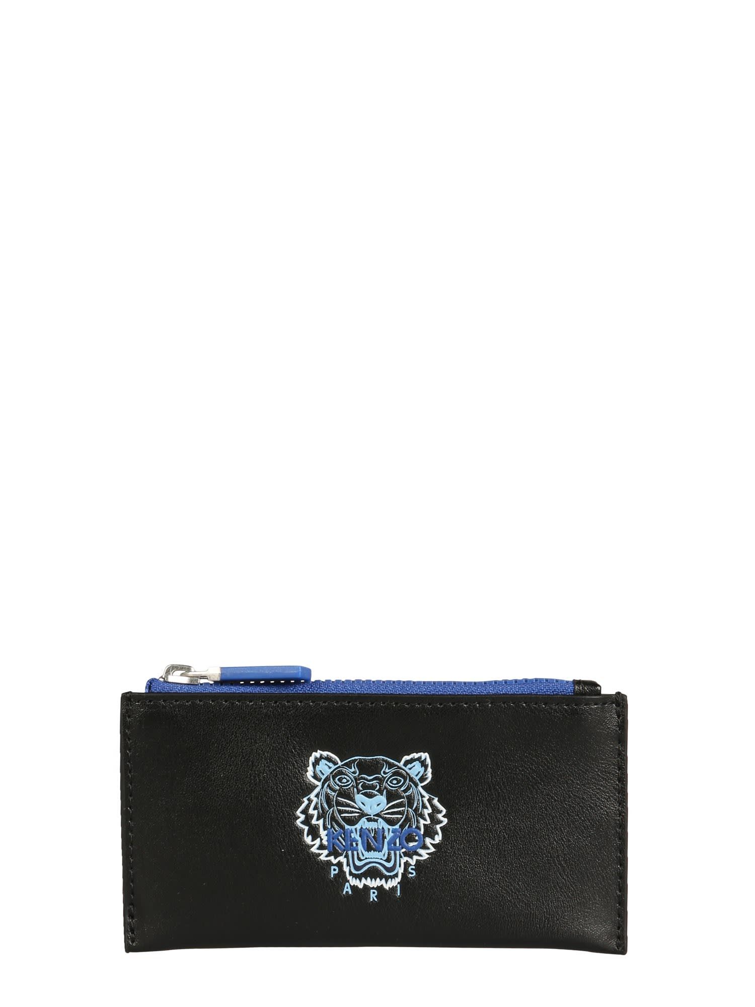 Kenzo CARD HOLDER WITH ZIP