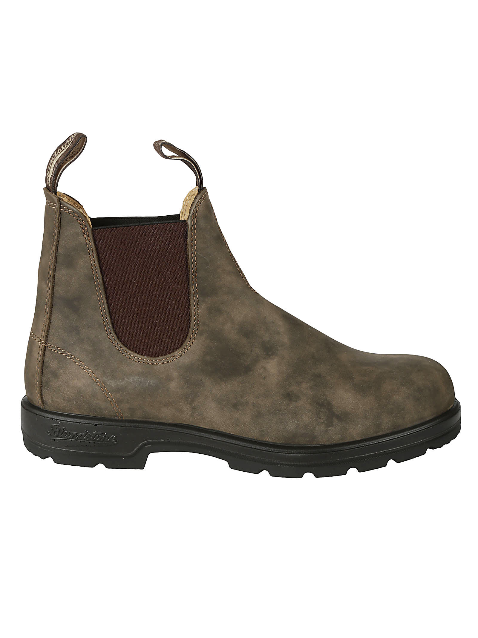 Elastic Sided Lined Boots
