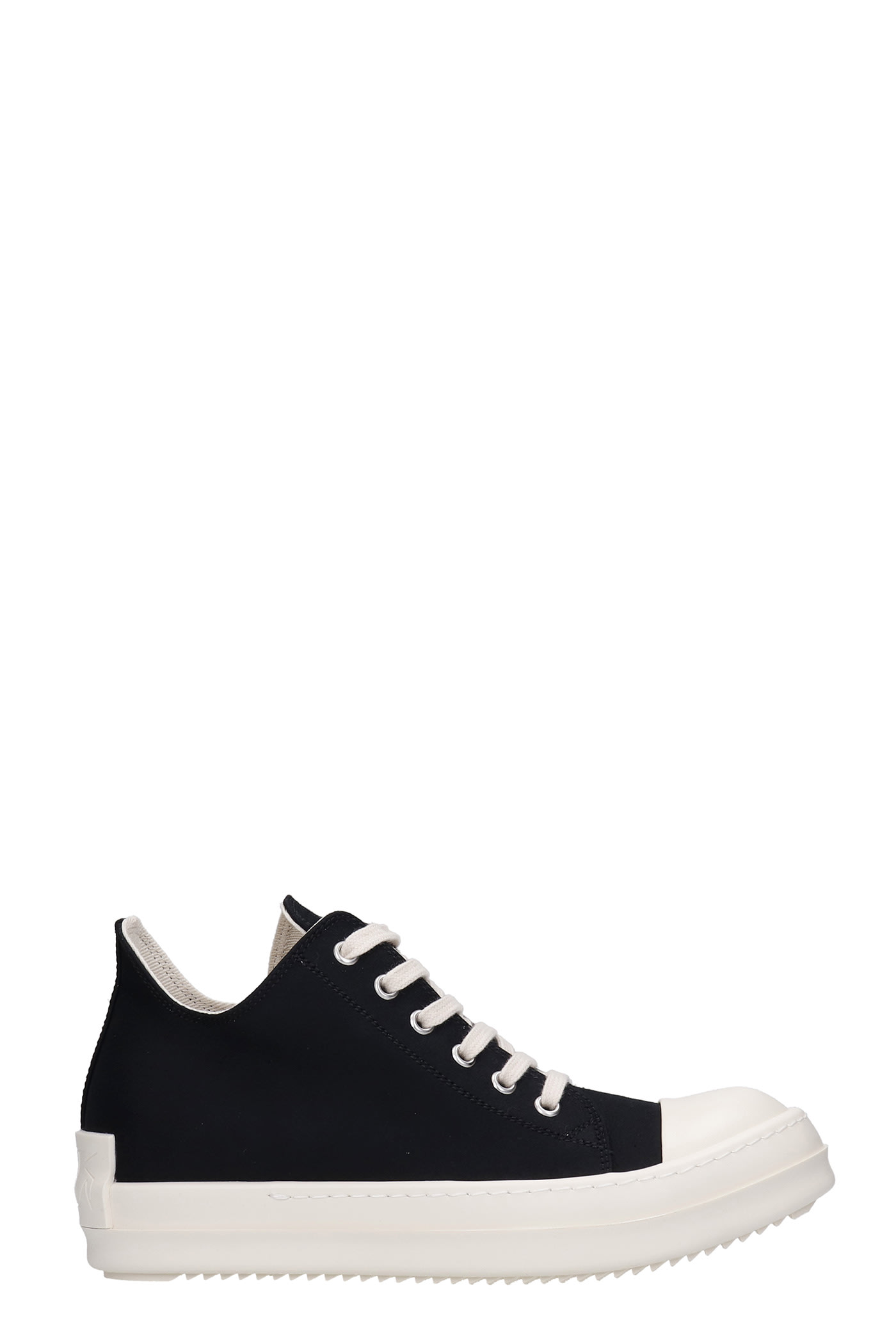 Sneakers In Black Canvas