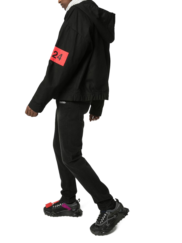 Hoodie Jacket Black