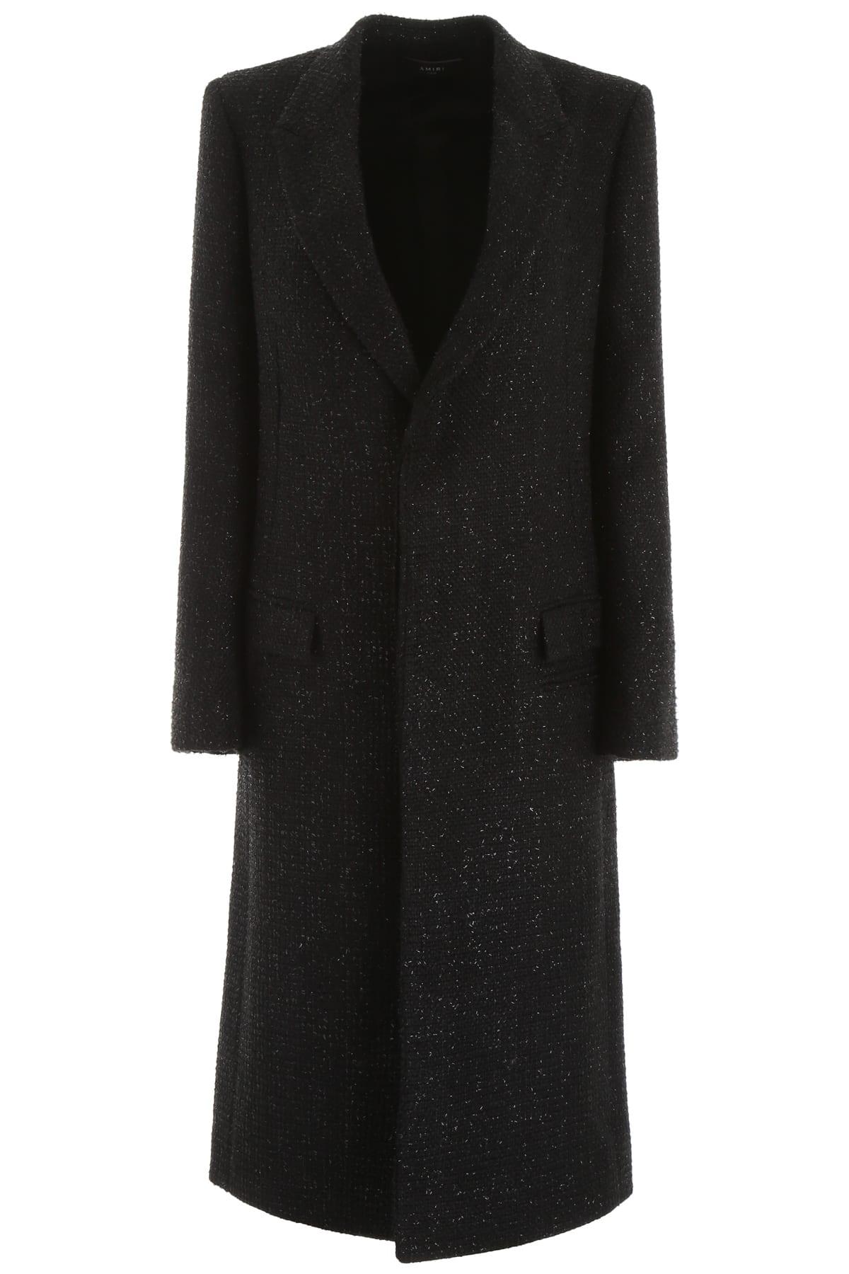 AMIRI Boucle Coat