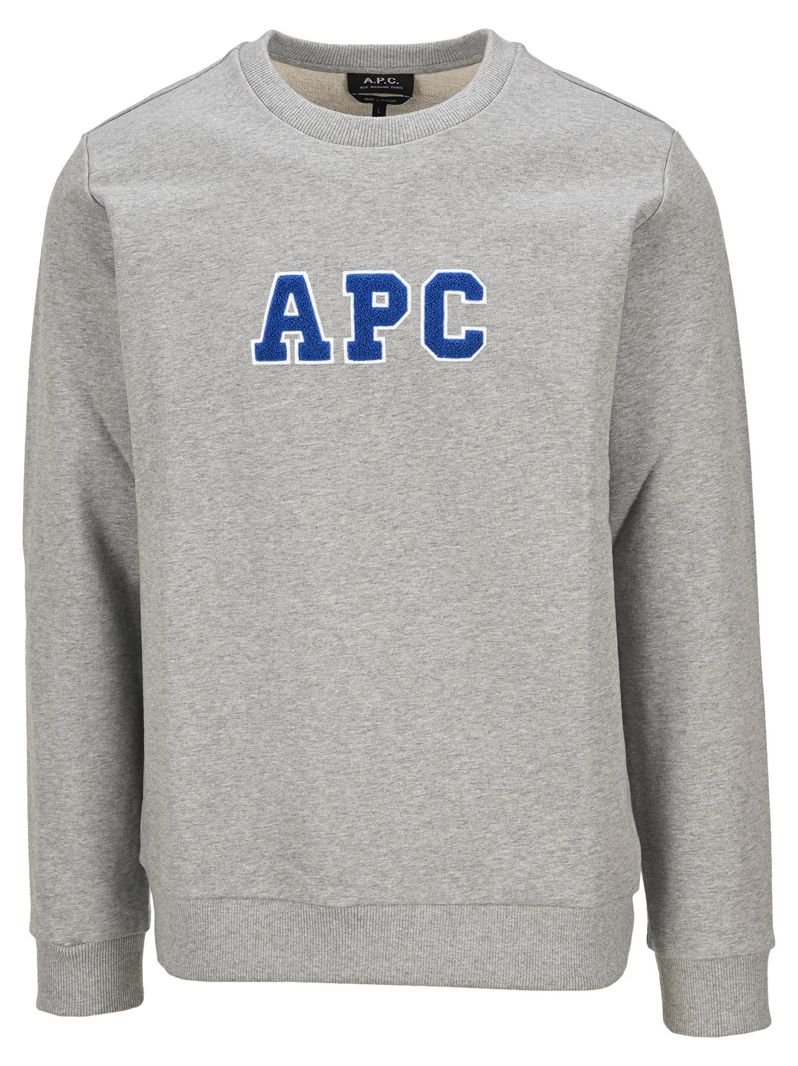 A.P.C. A.P.C. MALCOM SWEATSHIRT