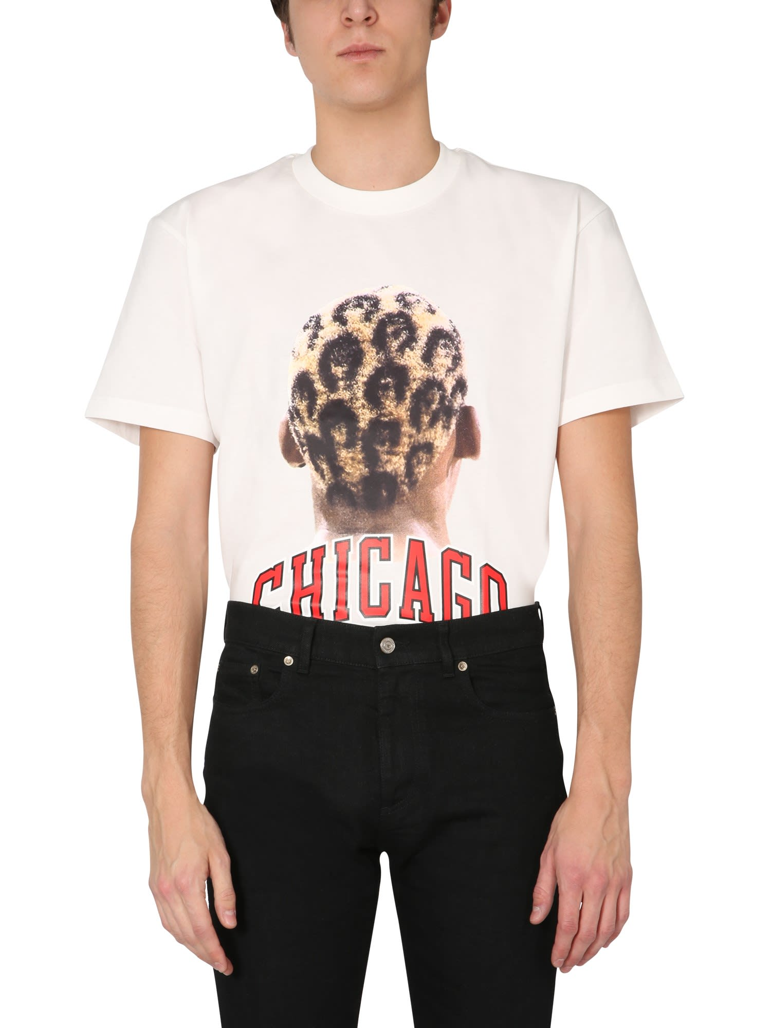 Ih Nom Uh Nit Cottons CHICAGO PLAYER T-SHIRT