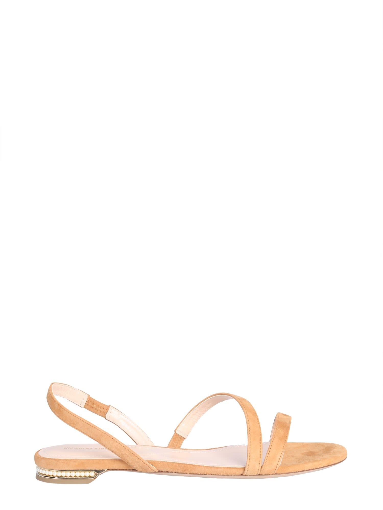 Buy Nicholas Kirkwood Casati Sandals online, shop Nicholas Kirkwood shoes with free shipping