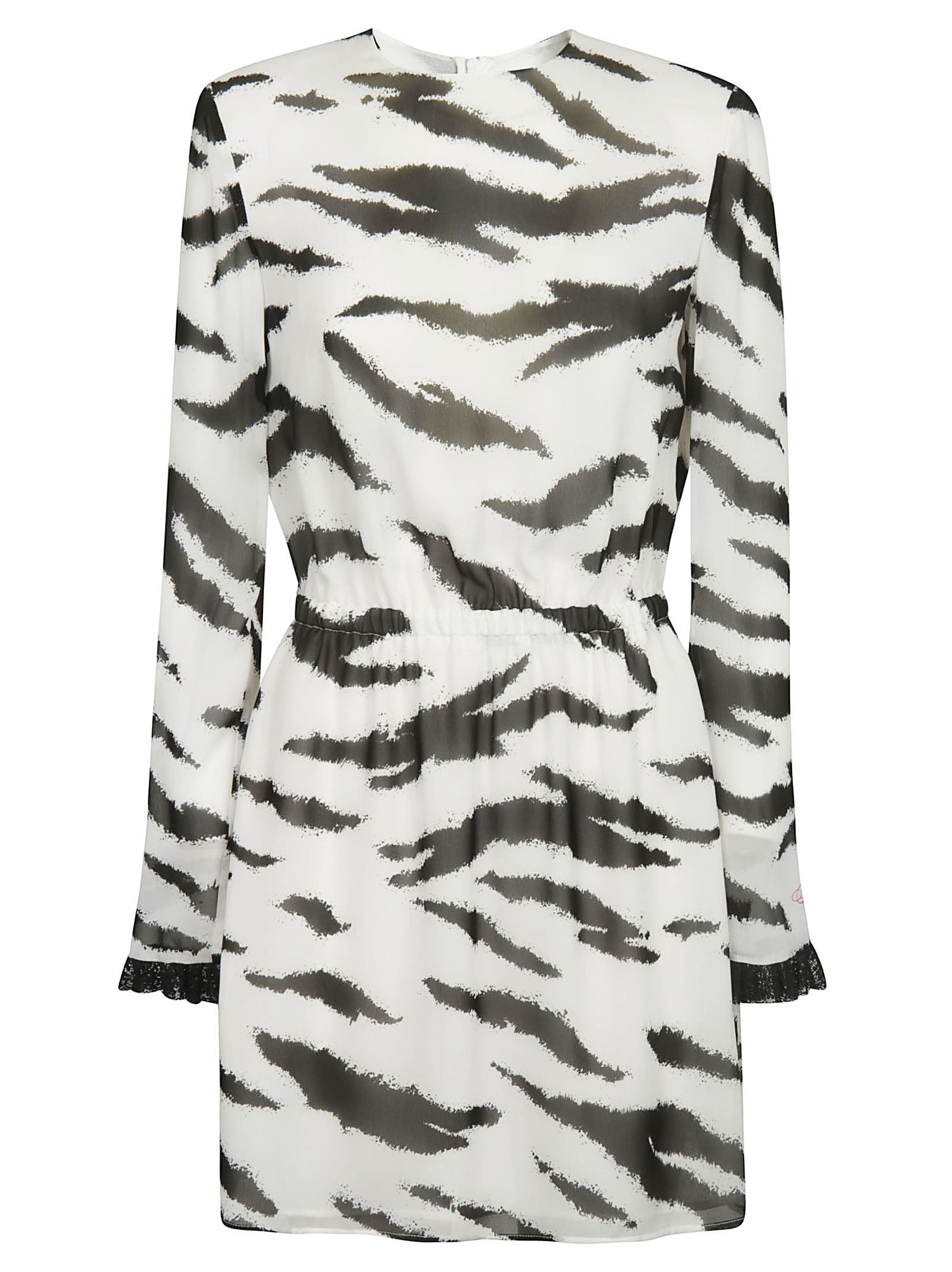Philosophy di Lorenzo Serafini Printed Dress