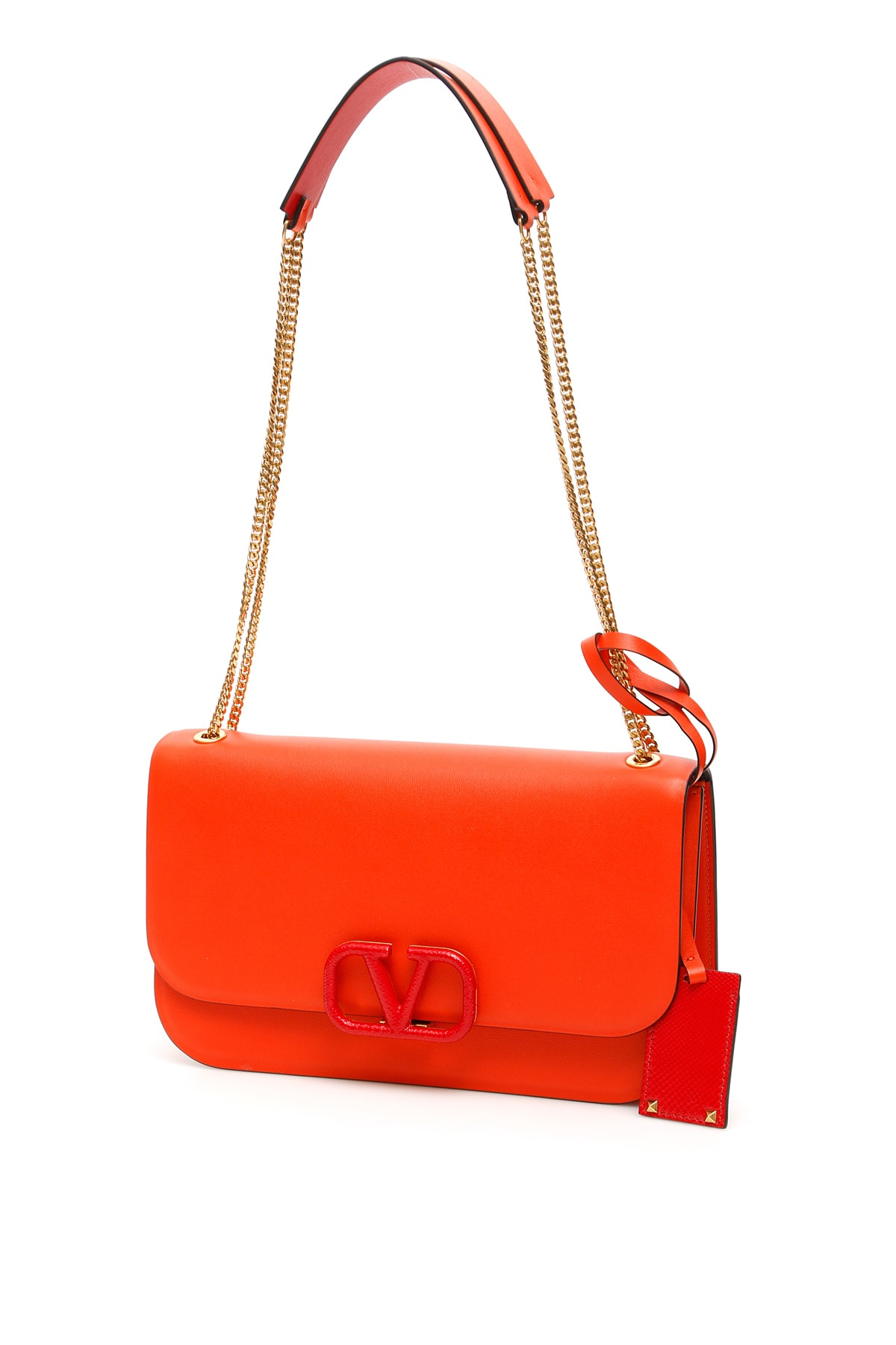 Valentino Garavani Vlock Shoulder Bag