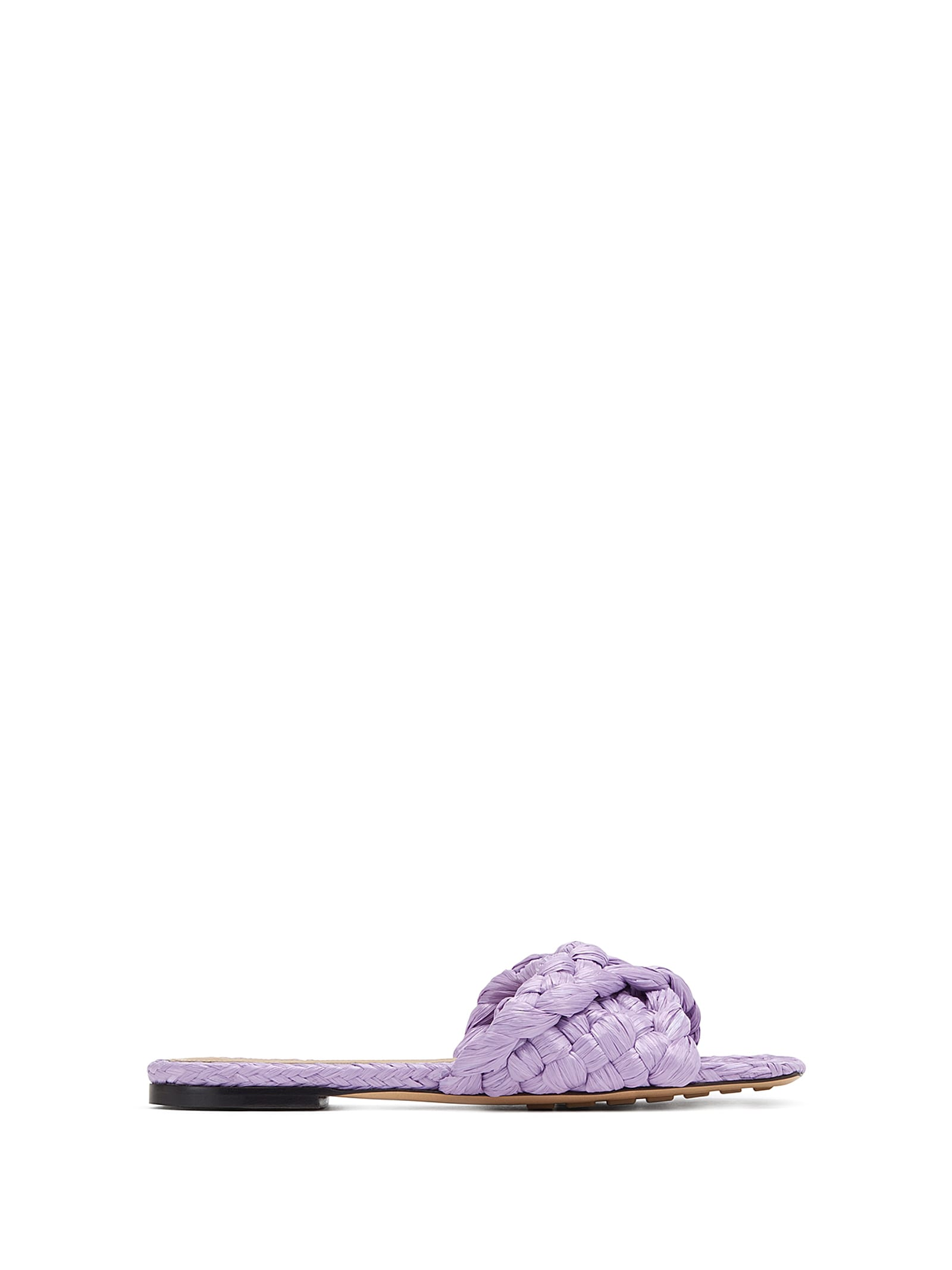 Buy Bottega Veneta Bottega Veneta Stretch Flat Sandals online, shop Bottega Veneta shoes with free shipping