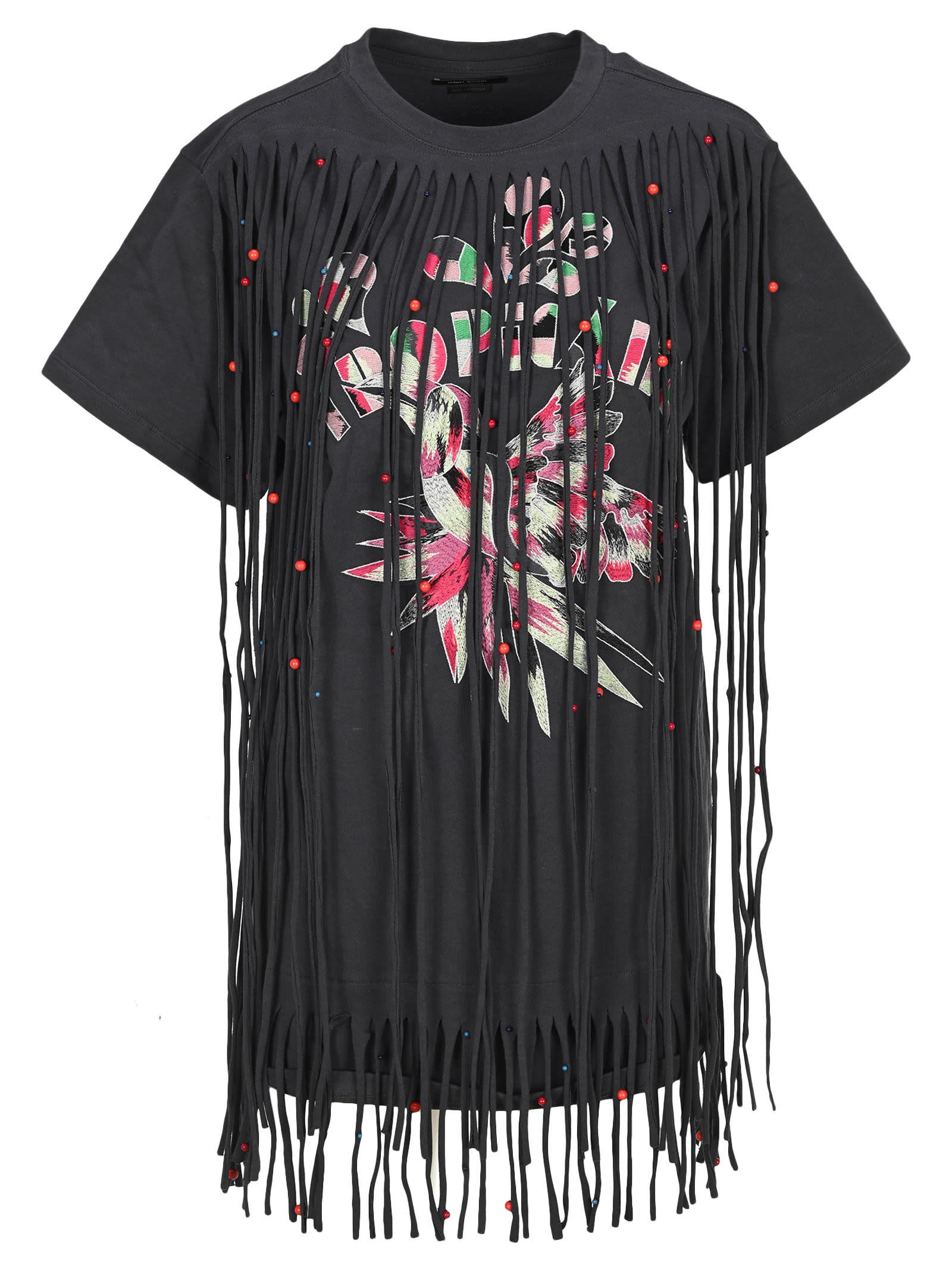 Buy Isabel Marant Baiao T-shirt Dress online, shop Isabel Marant with free shipping