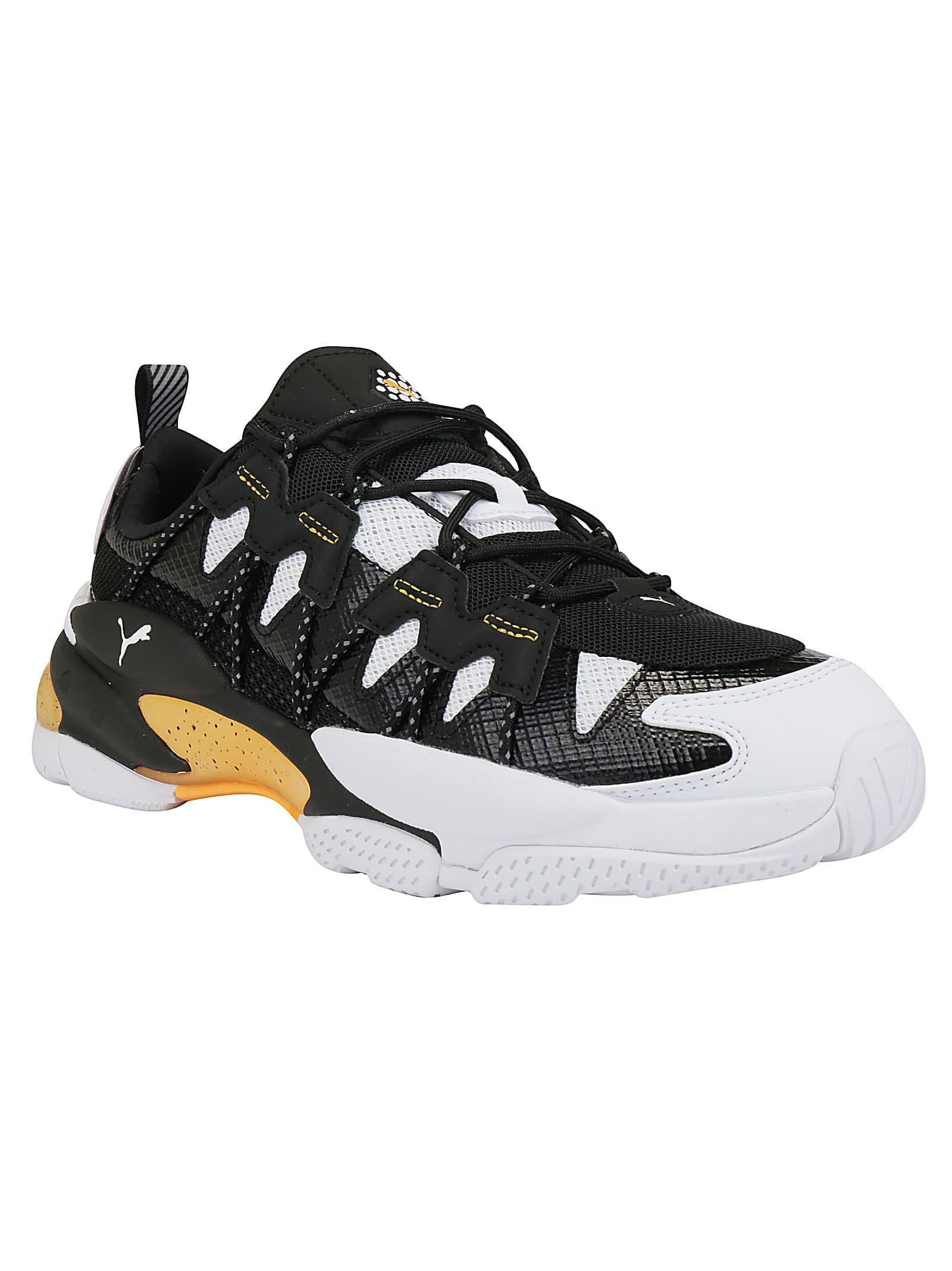 Großverkauf adidas Damen schwarzbunt Sneaker QH704