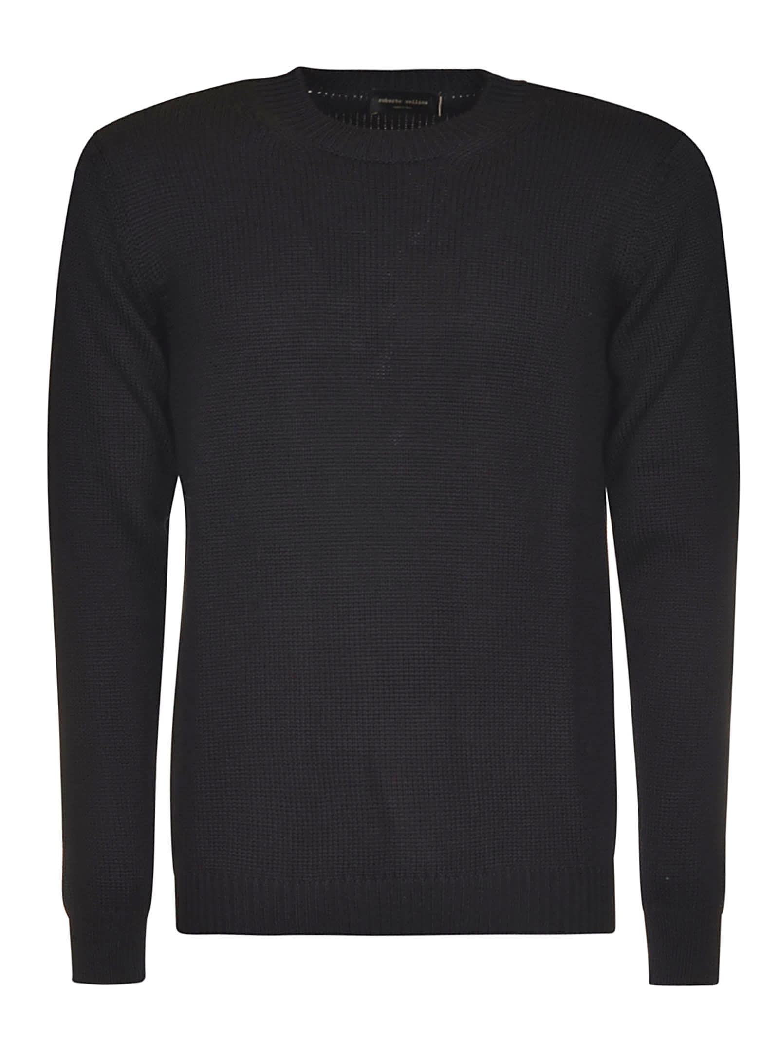 Roberto Collina Classic Ribbed Sweater