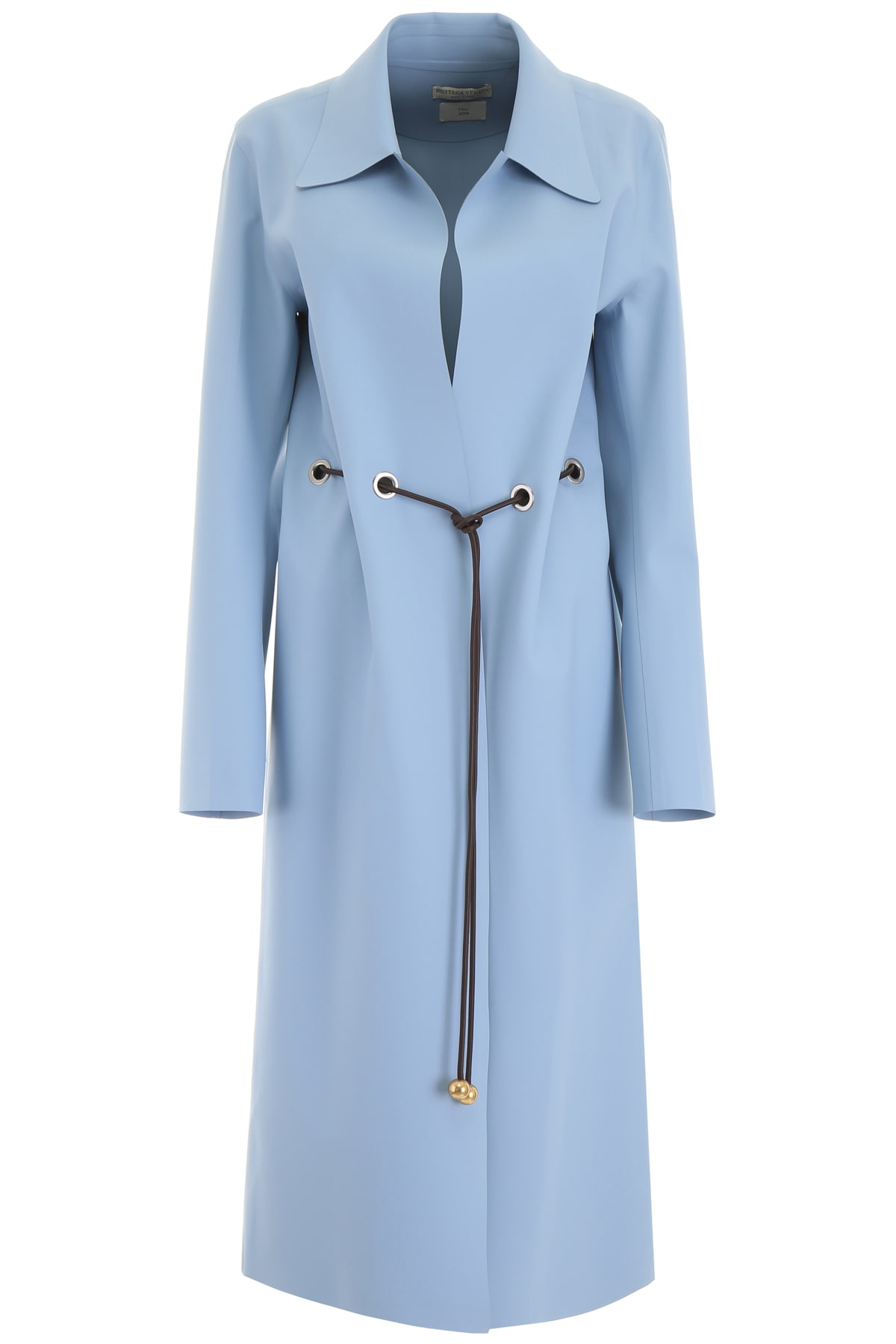 Bottega Veneta Rubber Trench Coat