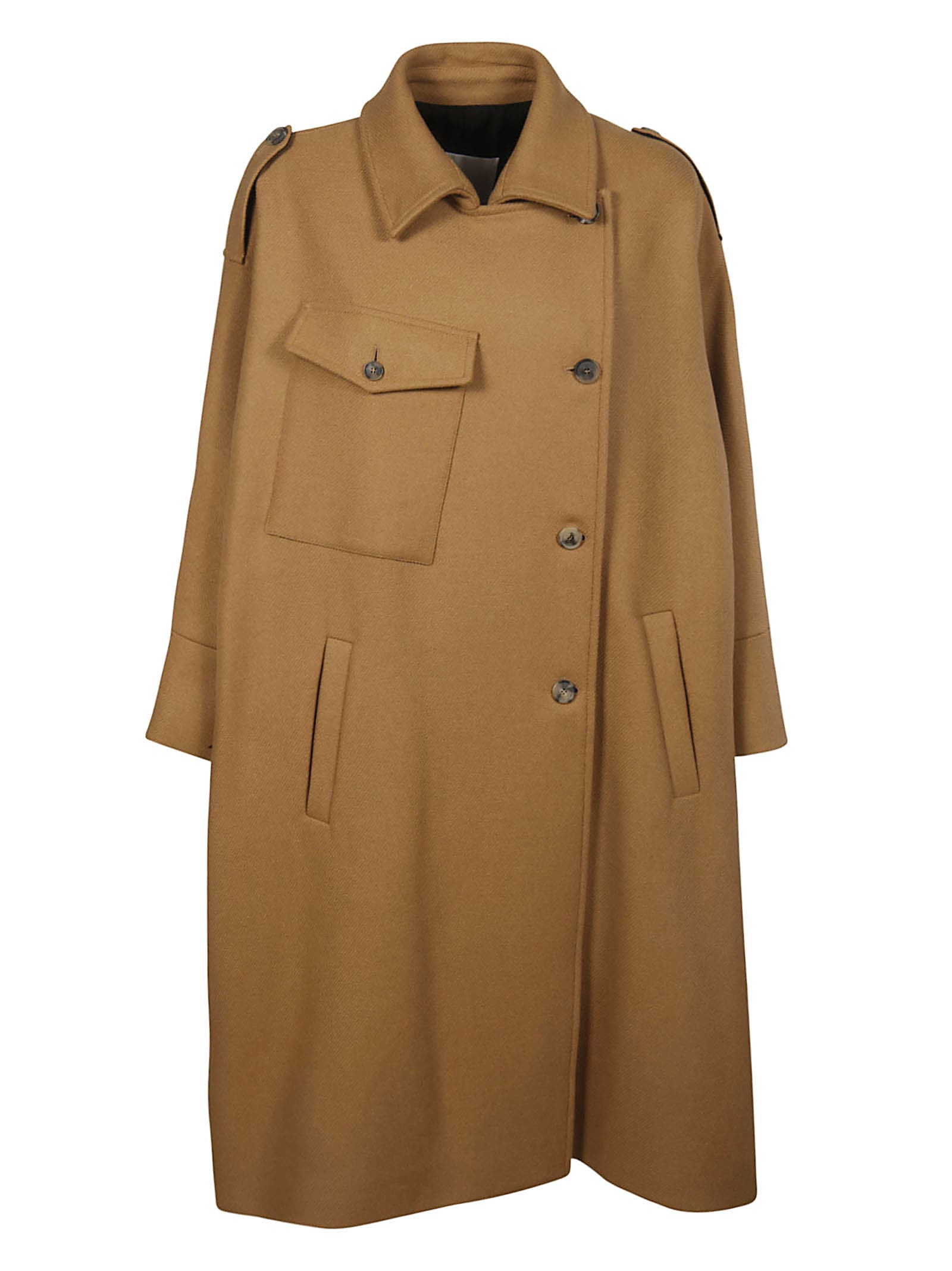 Tela Oversized Coat