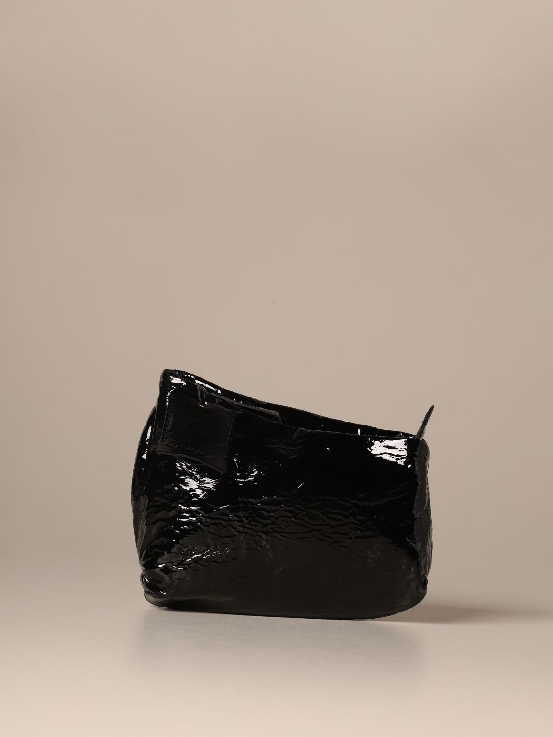 Marsell Crossbody Bags Marsèll Ghost Bag In Patent Leather