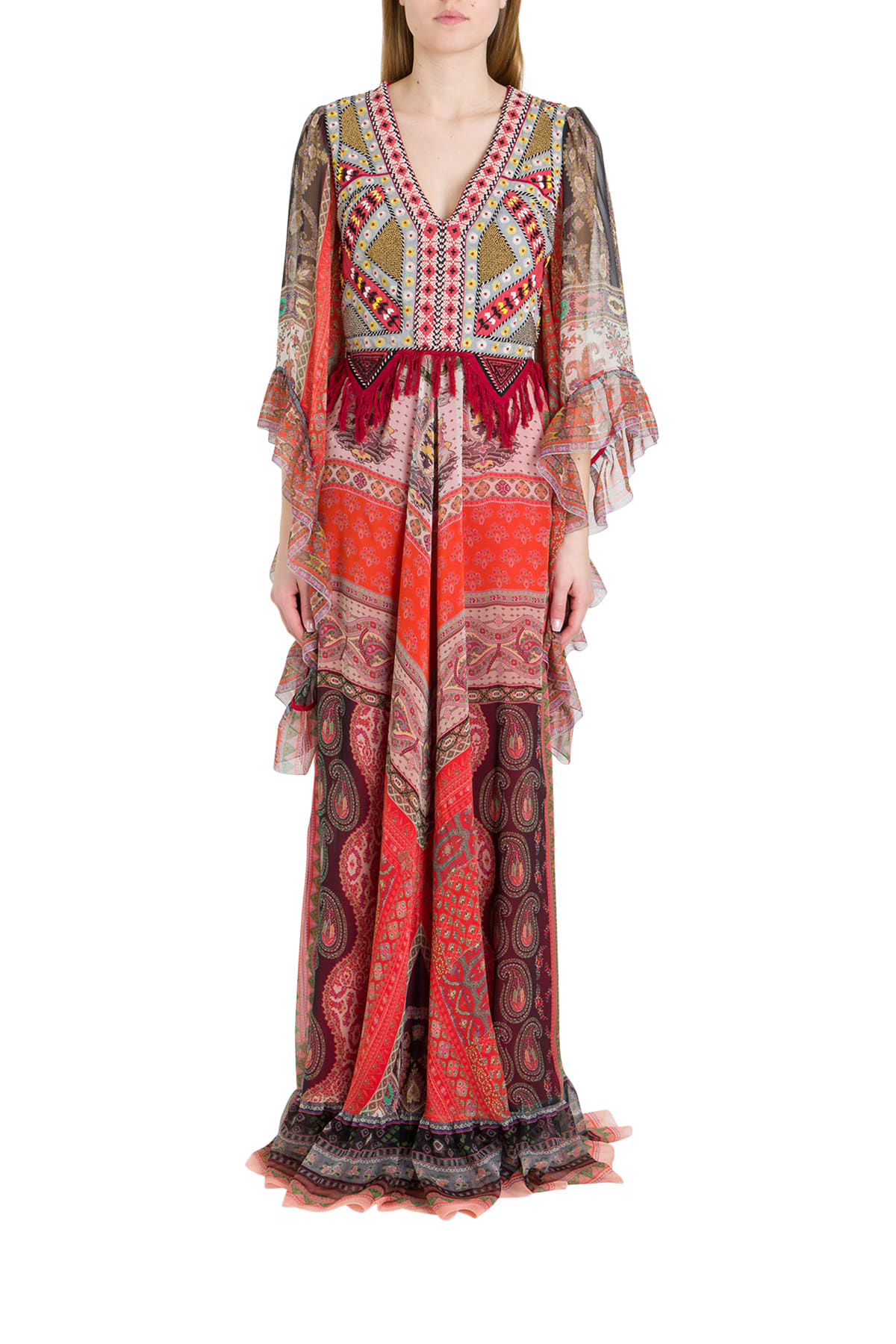 Buy Etro Rosie Maxi Dress online, shop Etro with free shipping