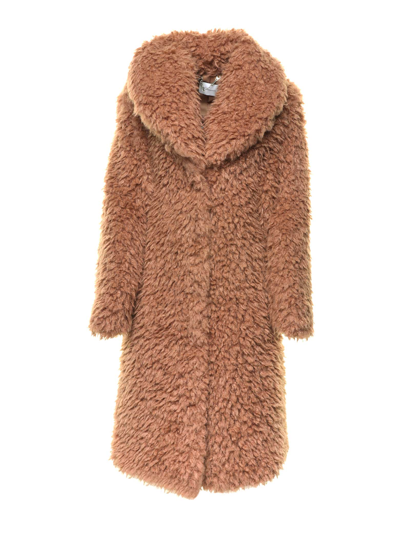 Be Blumarine Be Blumarine Eco Fur Coat