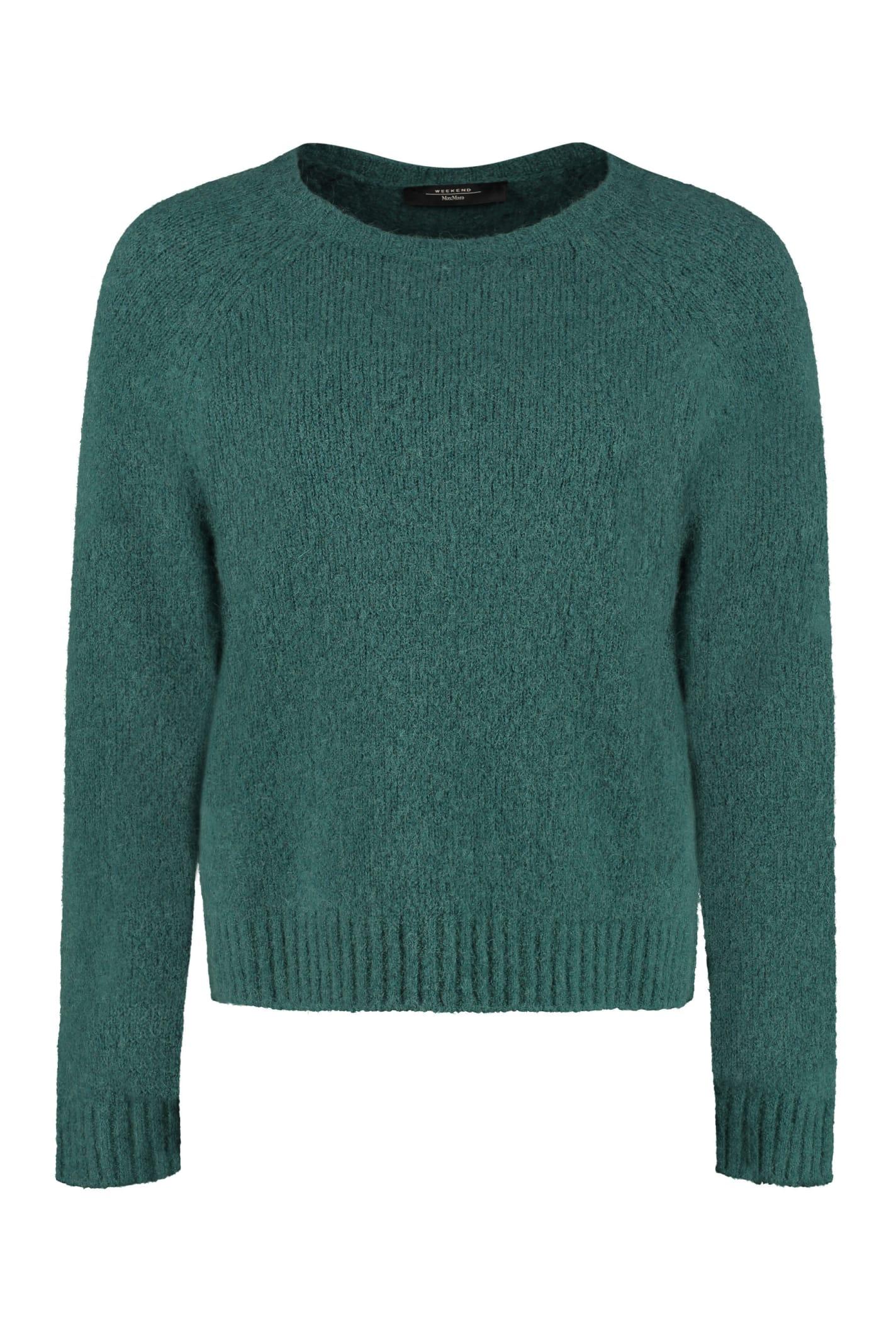 Weekend Max Mara Amici Alpaca Blend Sweater