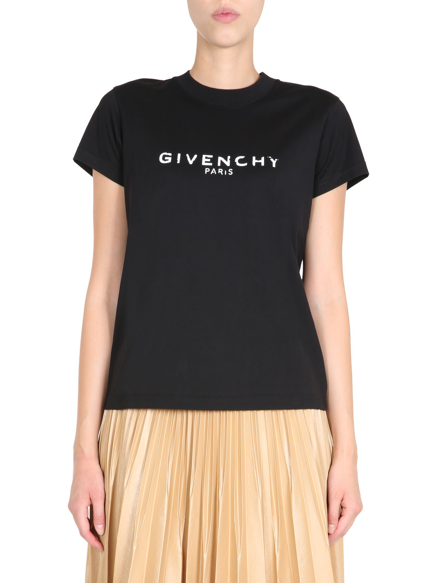 Givenchy Round Neck T-shirt