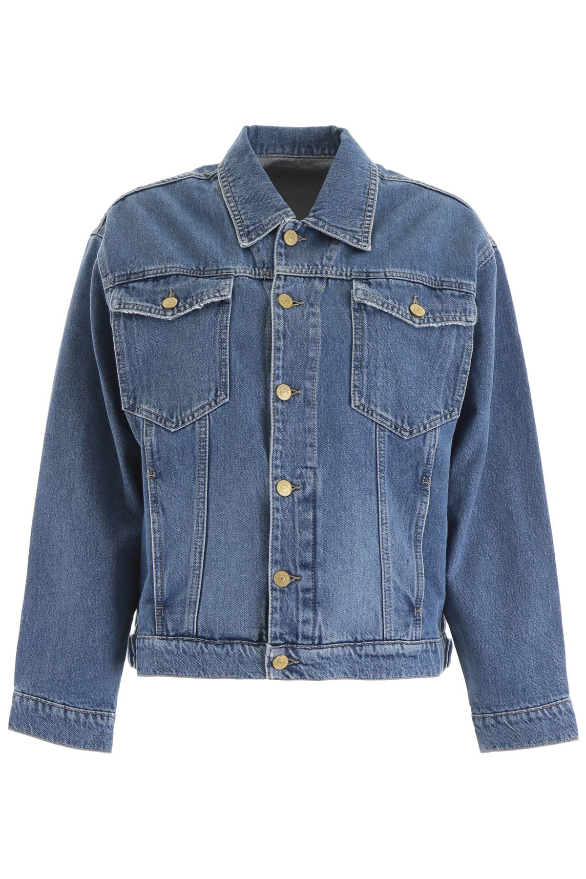 Chiara Ferragni Logomania Denim Jacket