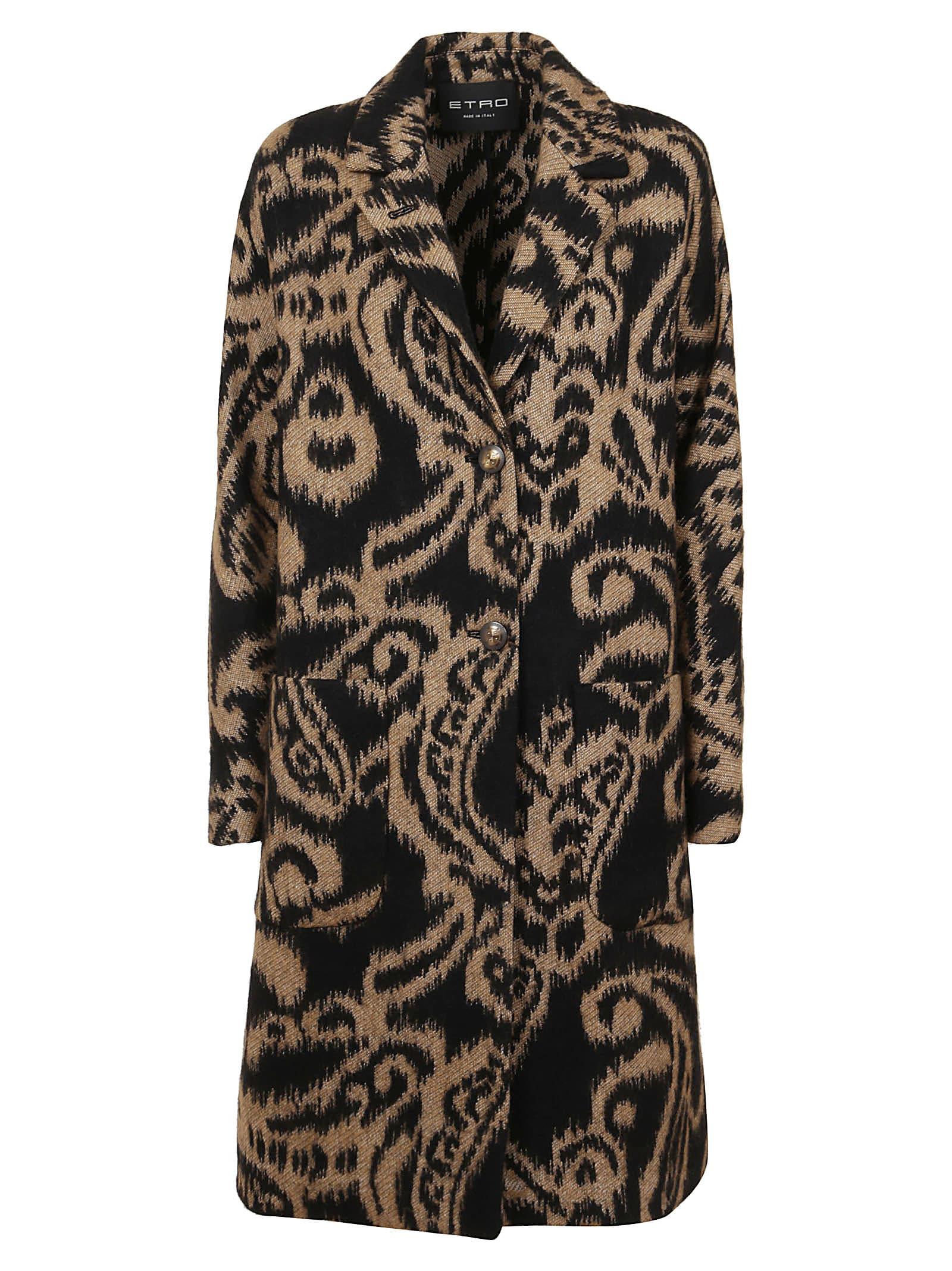 Etro Coat Somerset