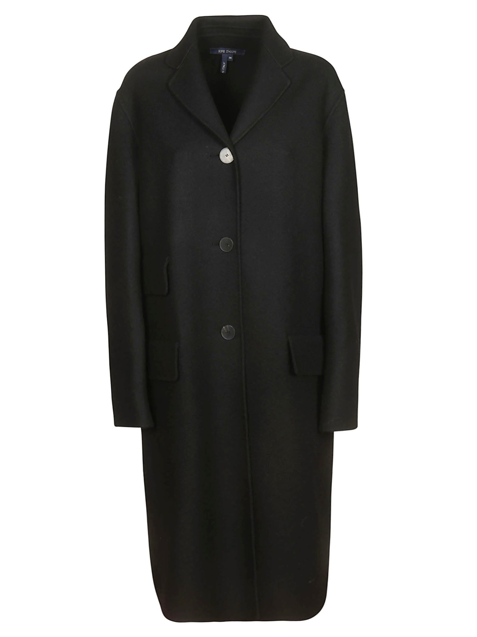 Sofie dHoore Buttoned Coat